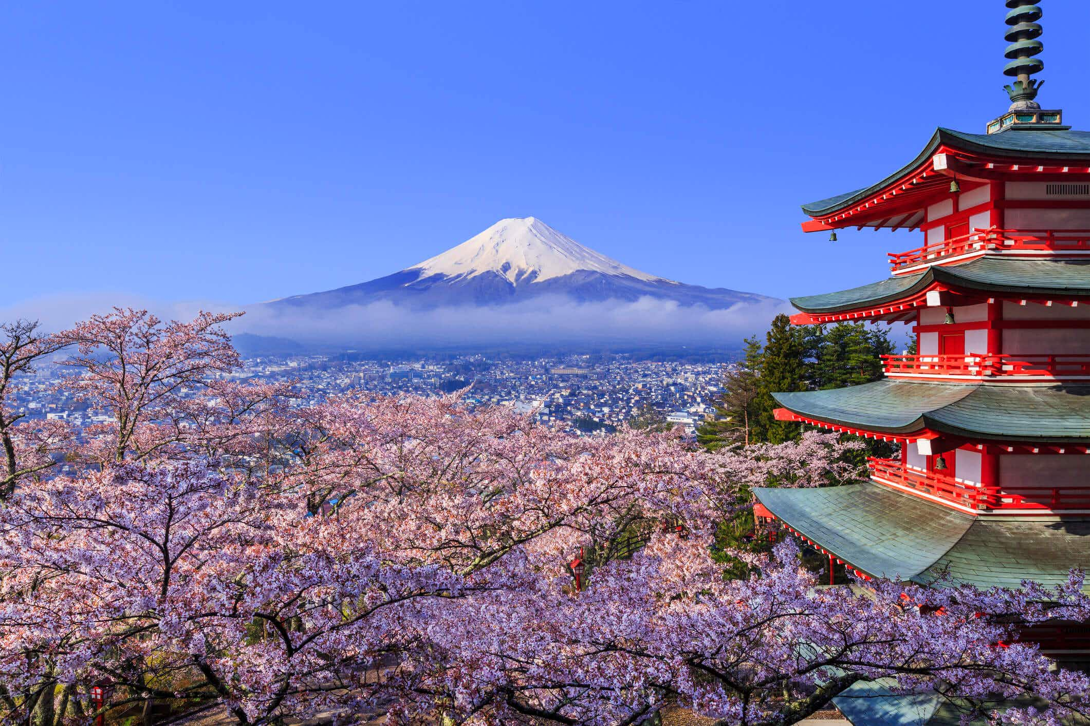 How bad weather can get you a free hotel stay if you don't get to see Mount Fuji