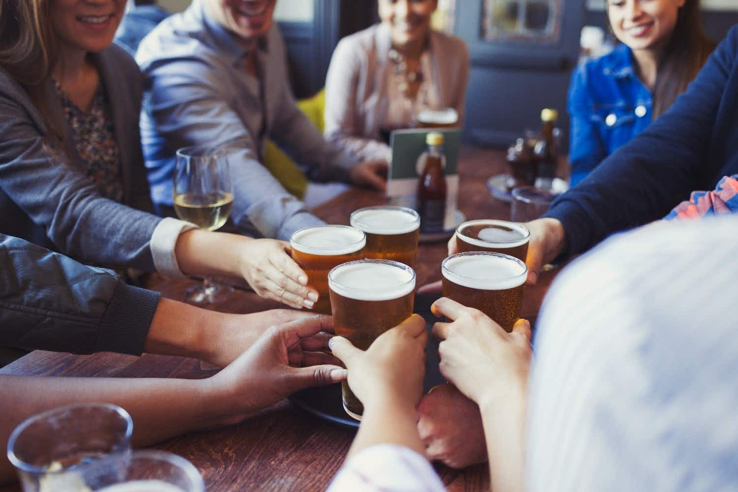 Where are the cheapest and dearest cities around the world to buy a pint?
