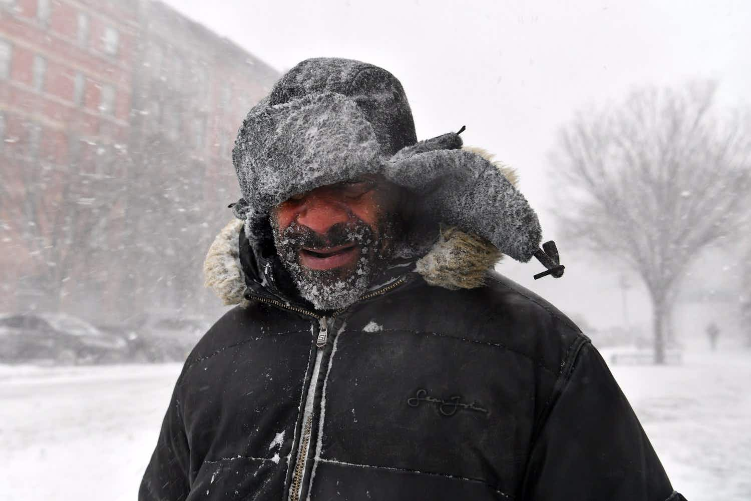 Freezing here, roads melting there - some countries are experiencing extreme weather conditions