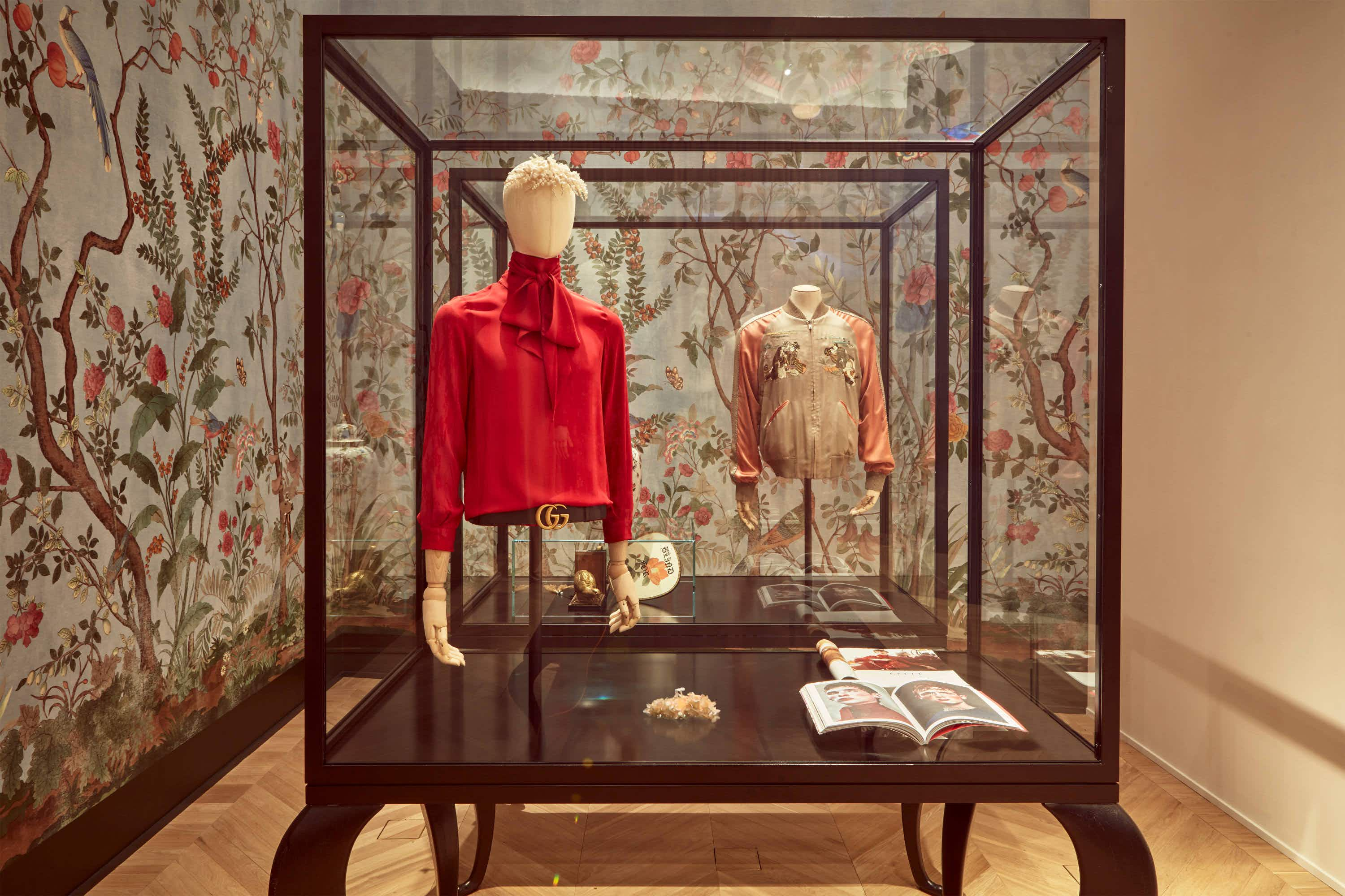 Gucci Garden reopens in Florence to explore fashion history