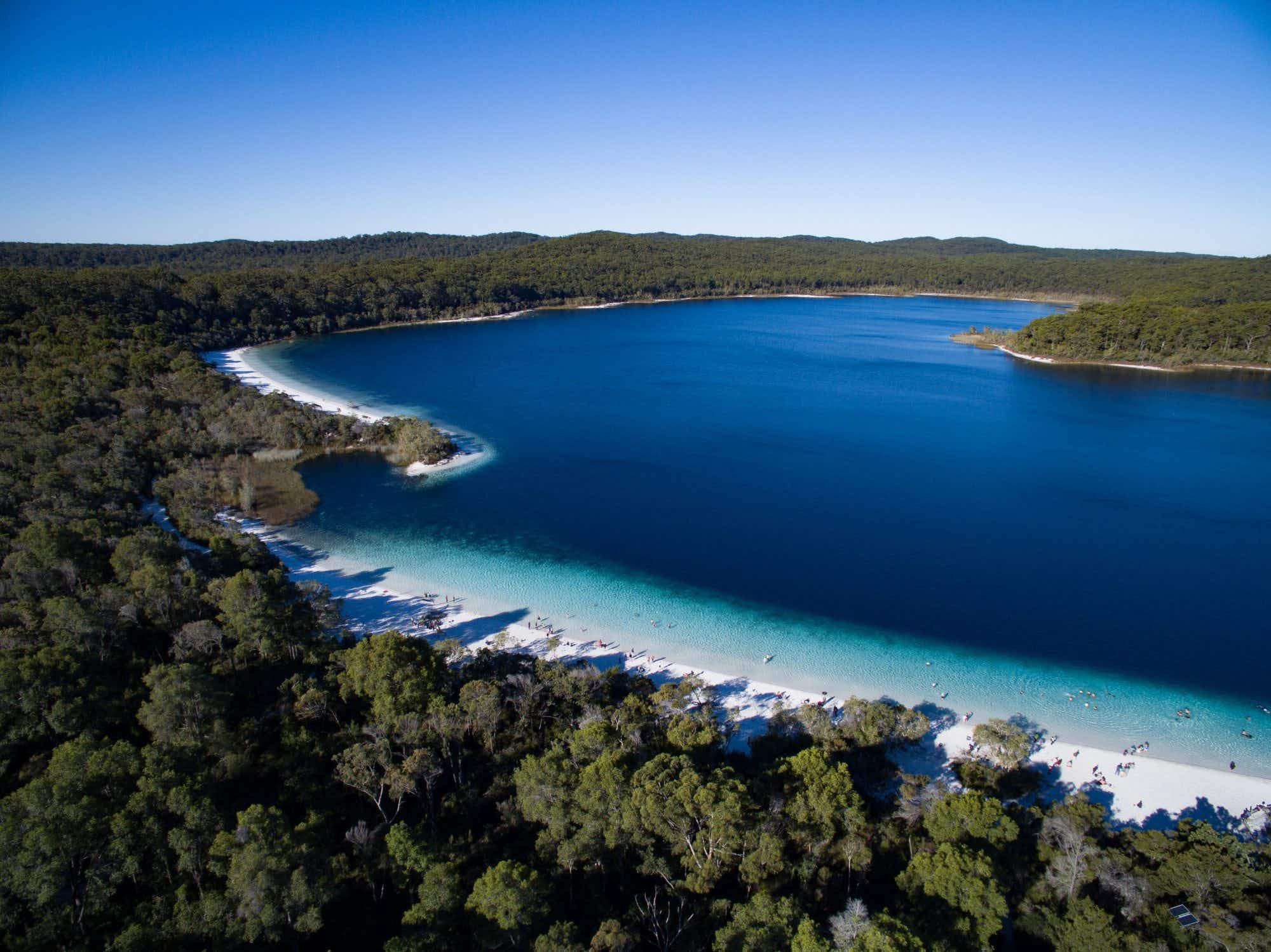 Celebrating 25 years of Unesco protection for this unique Australian island