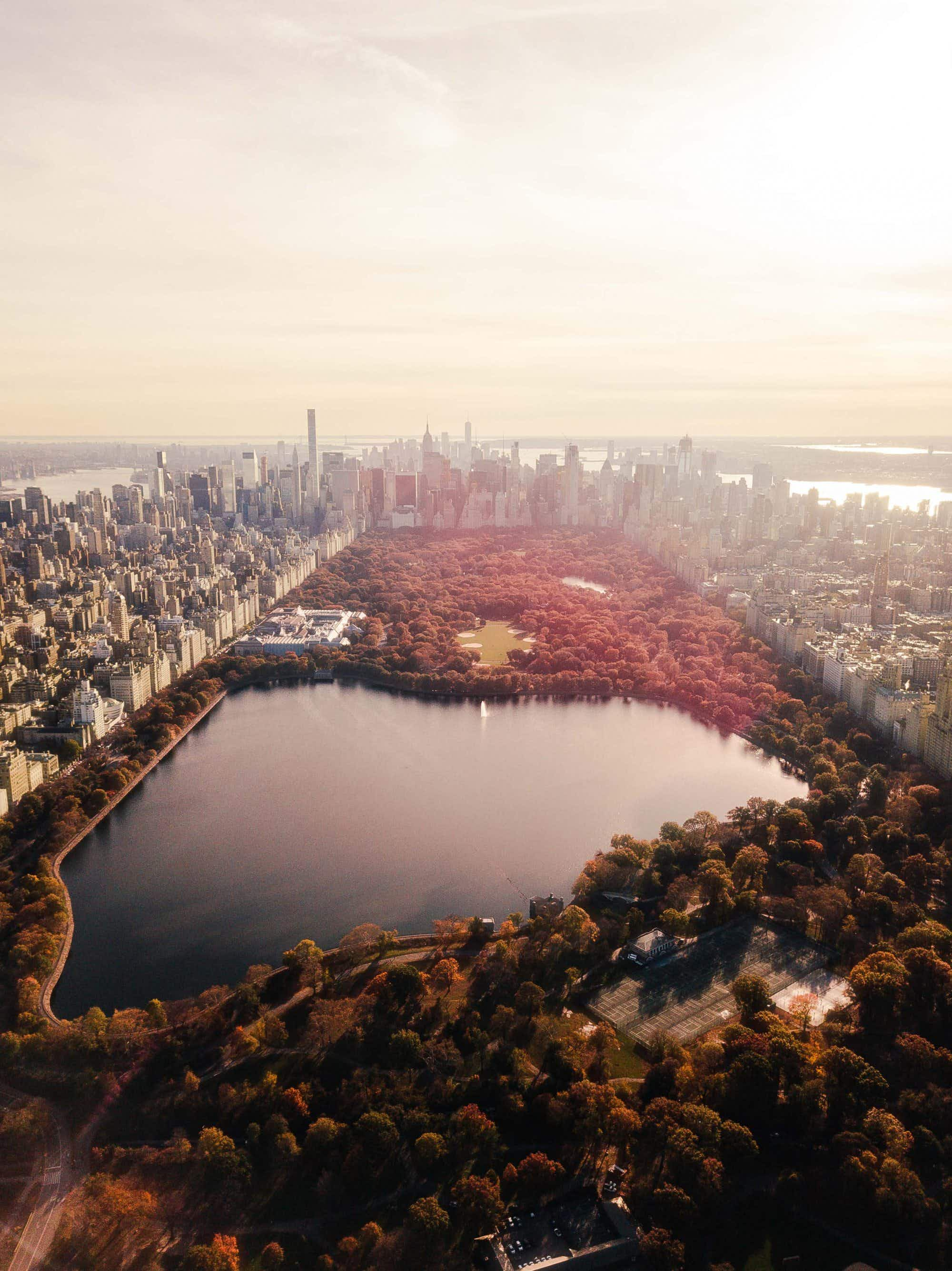 Get a new perspective on New York with these dizzy images