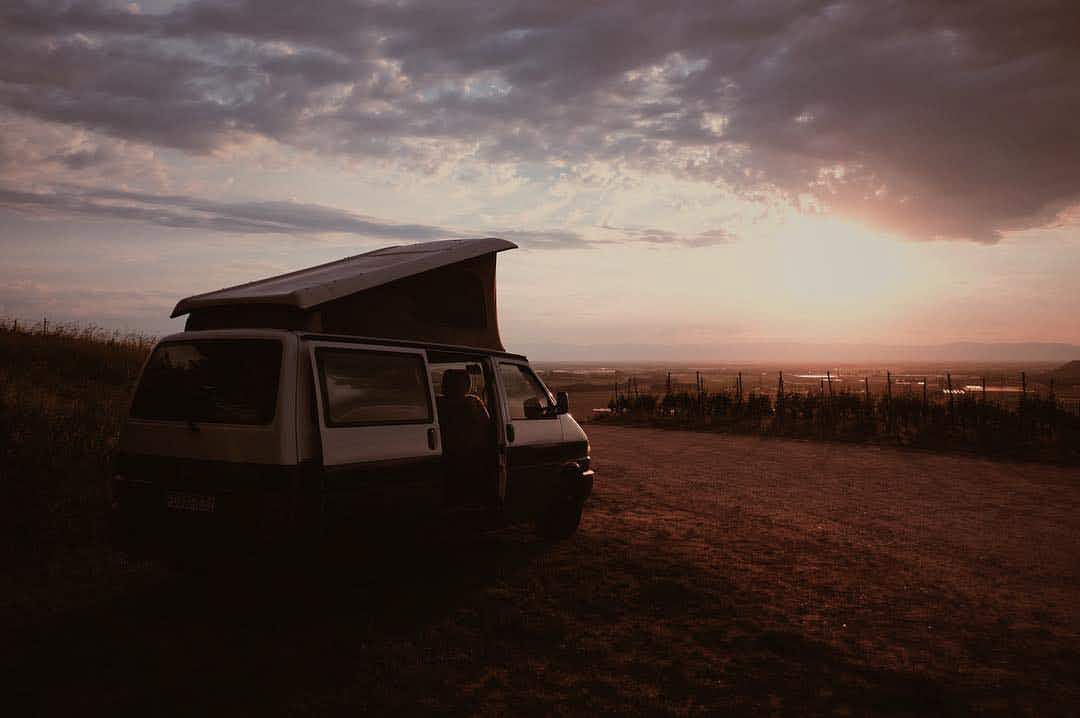 """""""We can do what we want at any time,"""" how one couple fell in love with vanlife"""