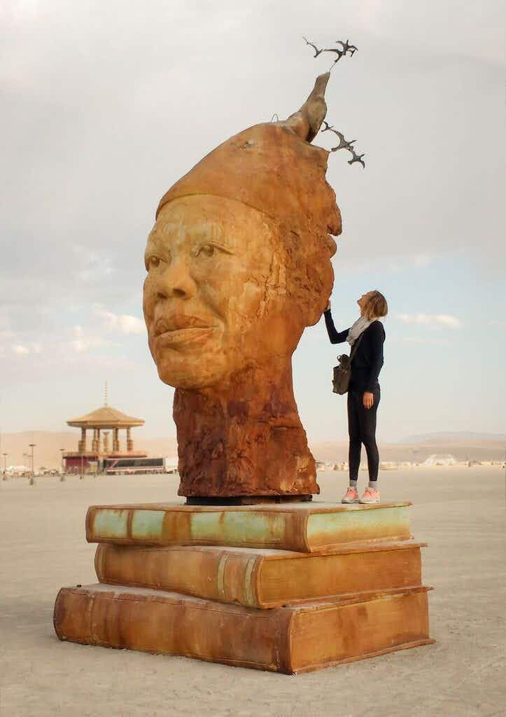 The epic art of Burning Man heads to Washington DC in a new exhibition
