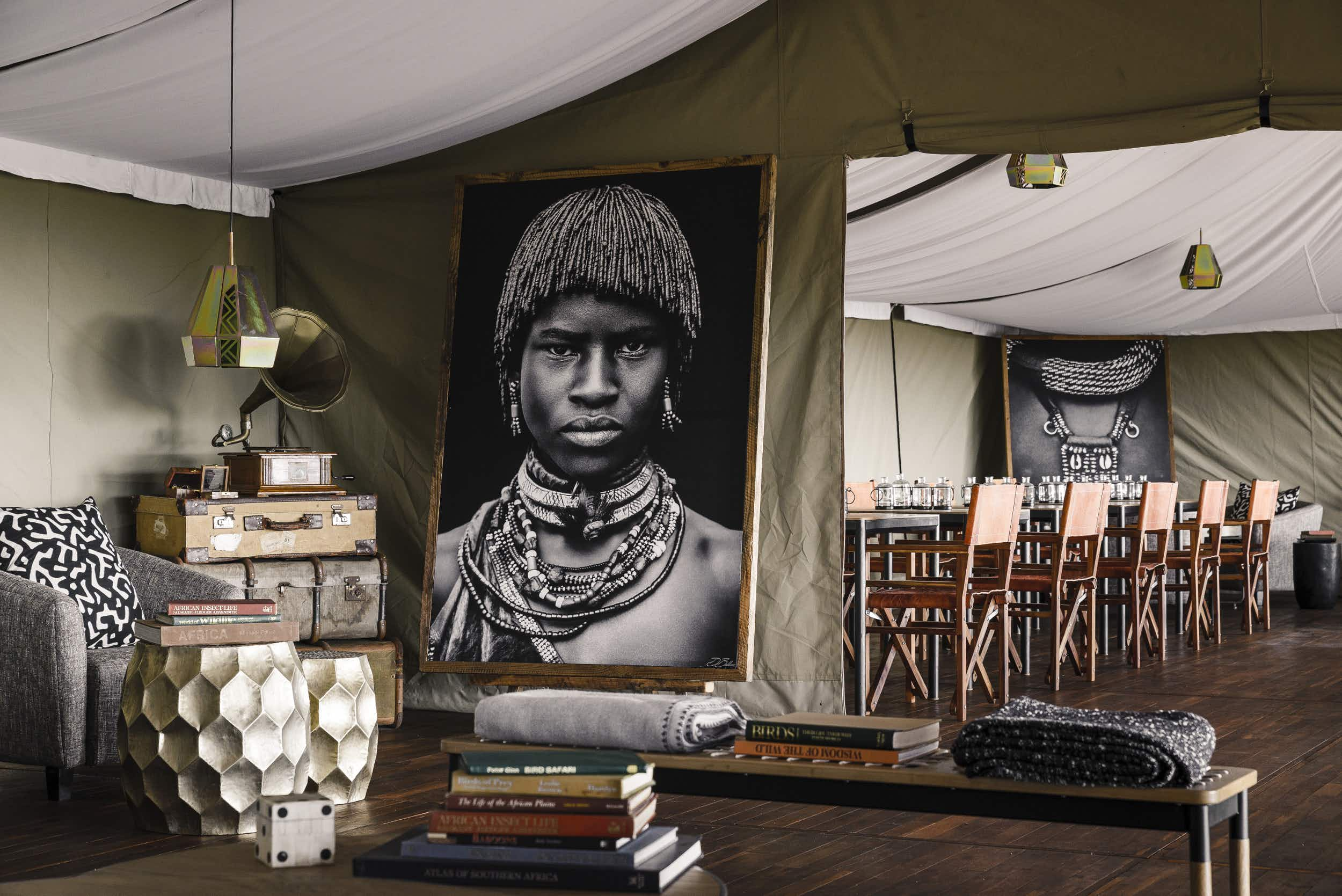 Track wildebeest across the Serengeti and stay at this classic campsite