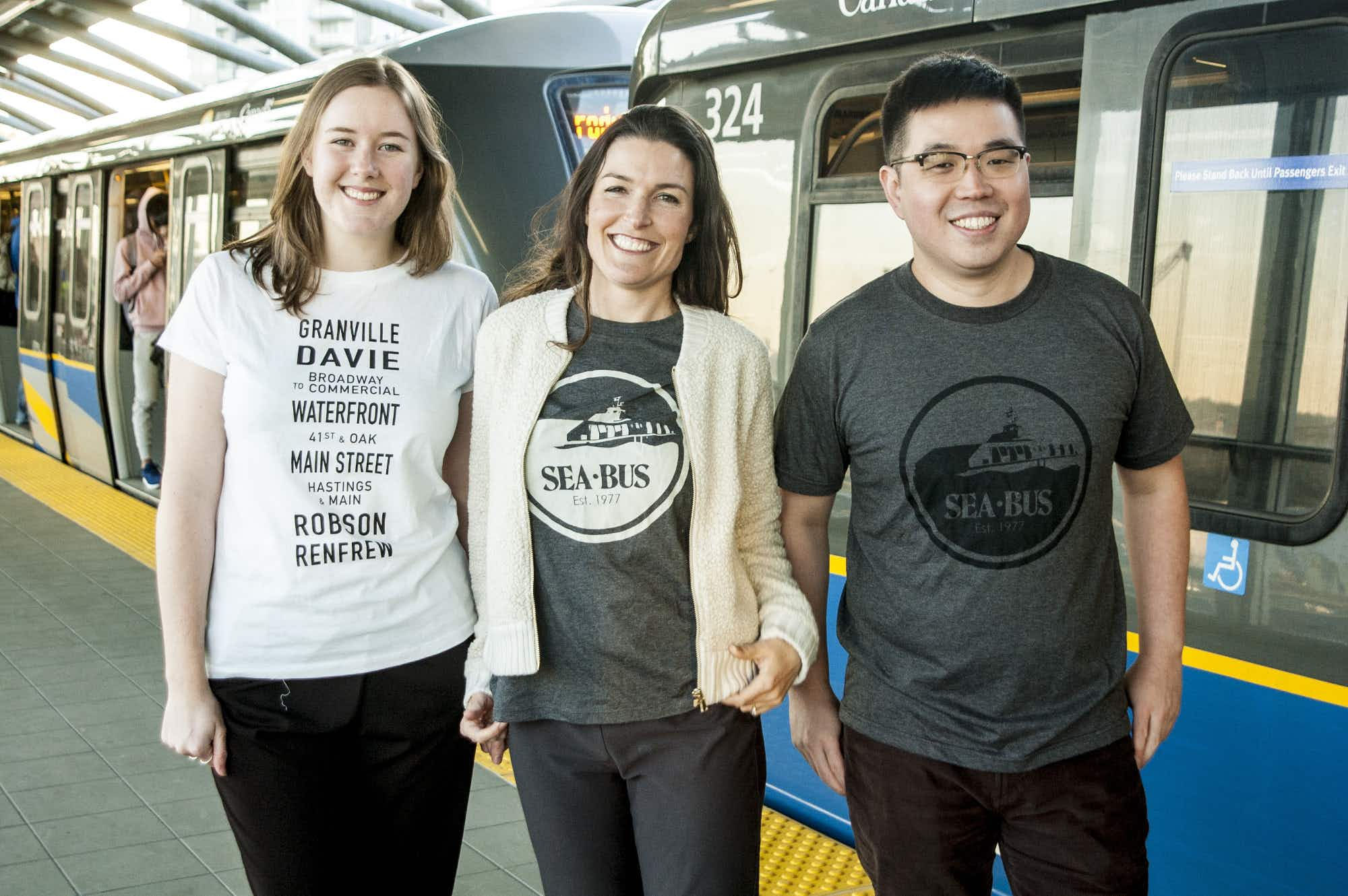 Fare trade? Vancouver launches transit-themed souvenirs