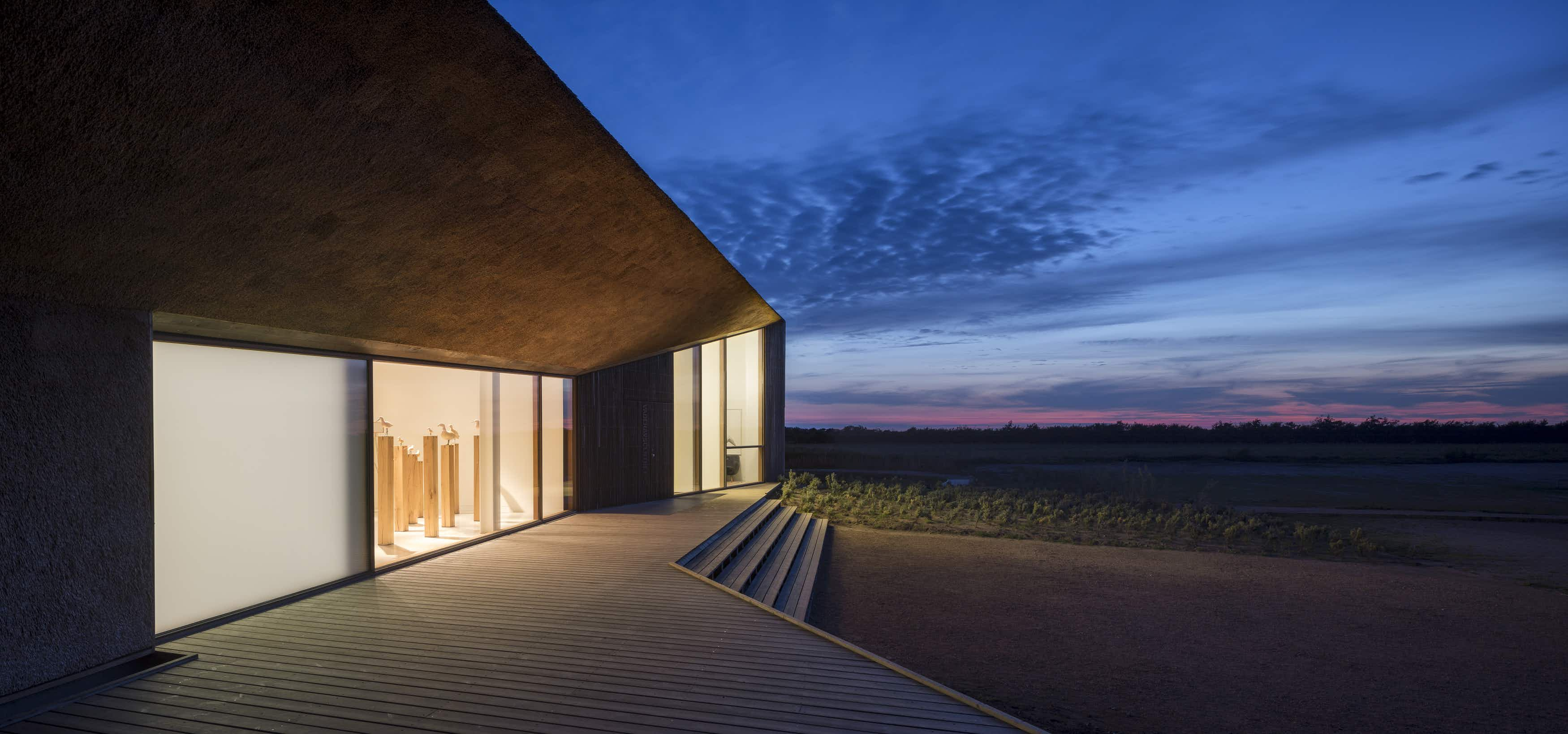 Are these new museums among the most beautiful buildings in the world?