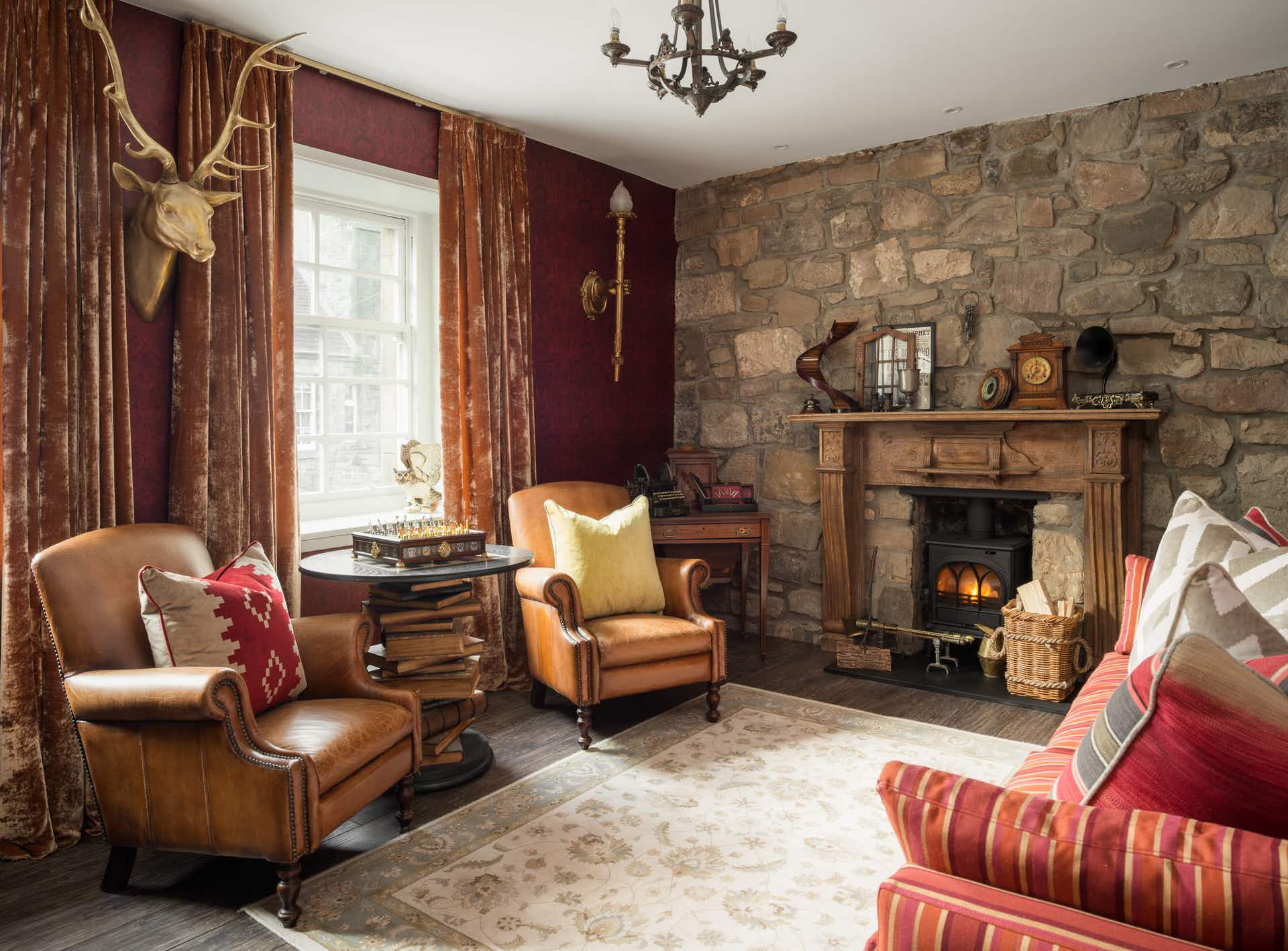 Stay in a Harry Potter-themed flat in the middle of Edinburgh's Old Town