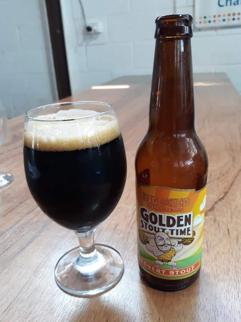 A pint of Golden Gaytime? Introducing Australia's new black 'dessert' stout