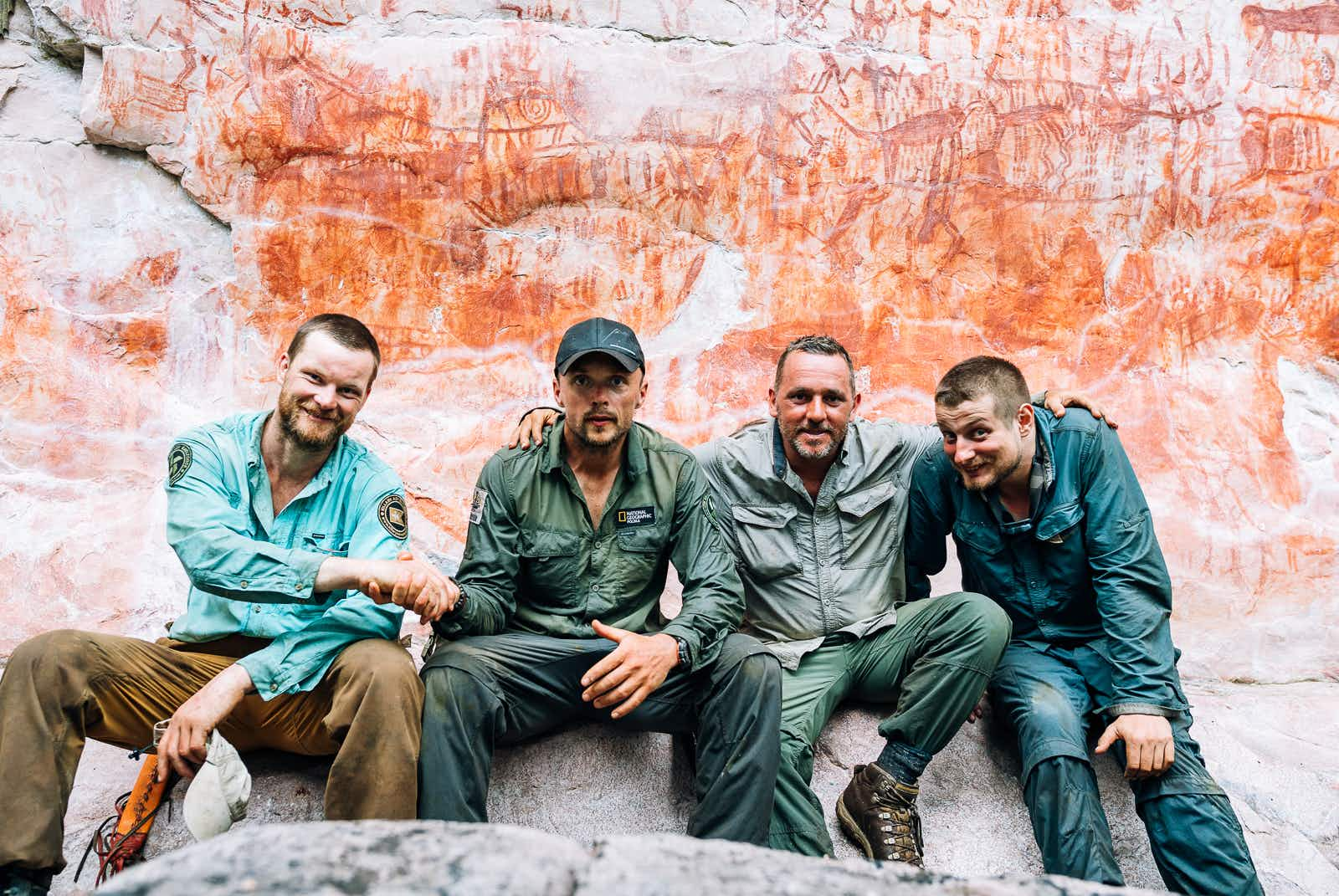 Irish explorer undertakes 22-day trip to see Colombia's 'Sistine Chapel of the Amazon'