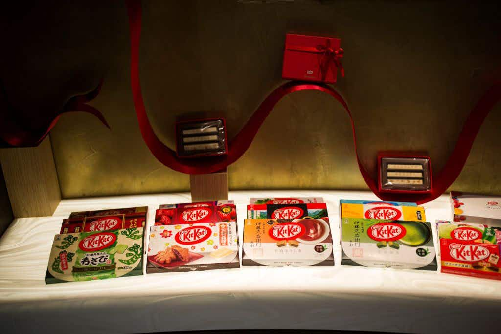 Why Kit Kats are becoming one of Japan's most popular souvenirs