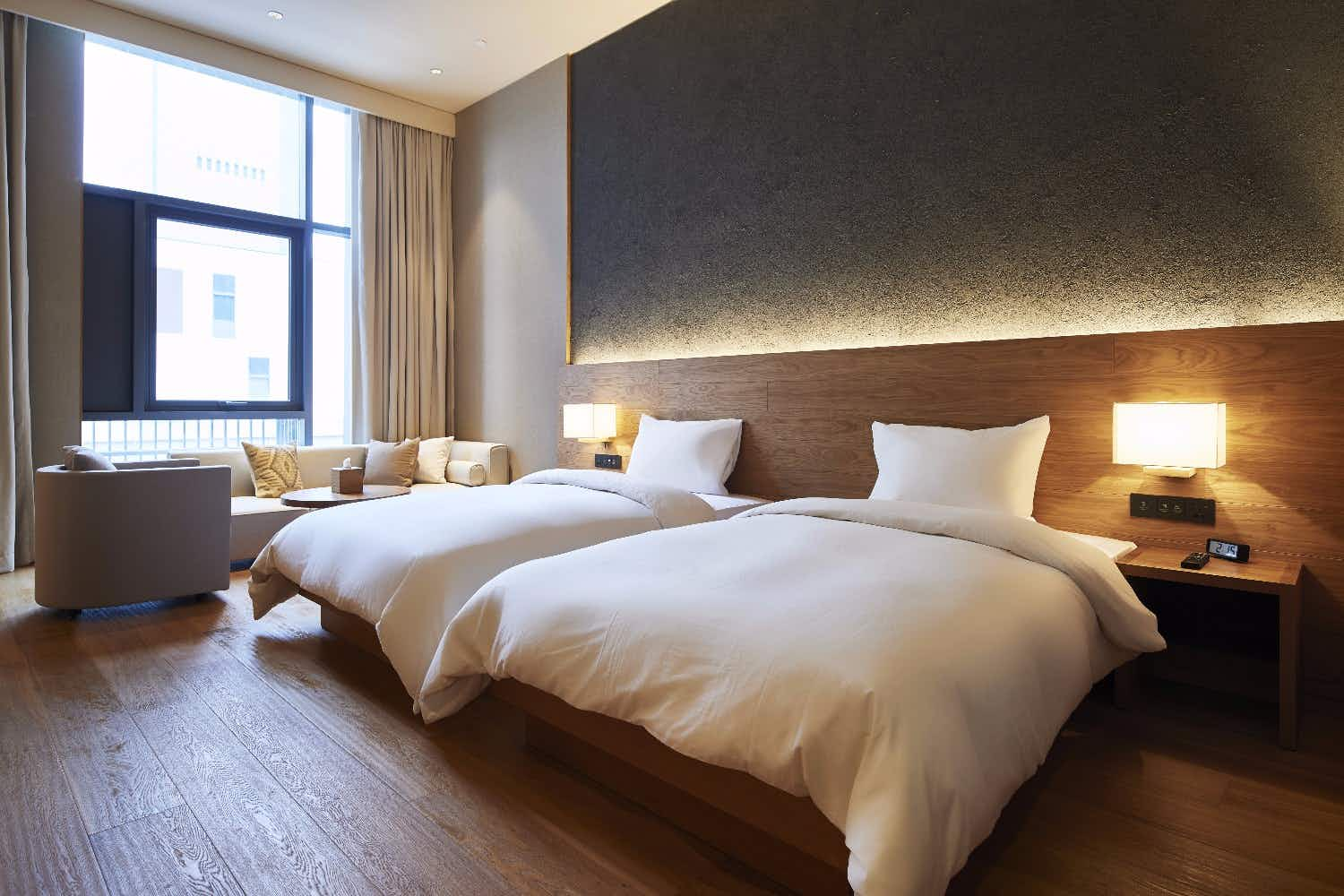 You've shopped the store, now you can stay in the new MUJI hotel in China