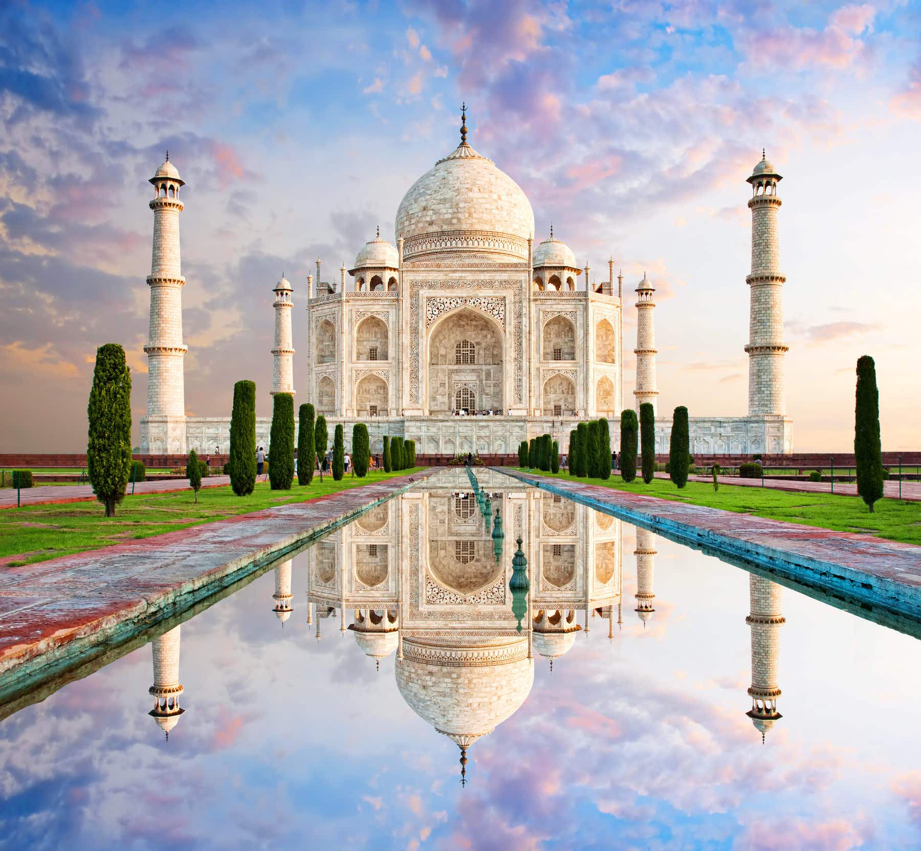 Taj Mahal may limit visitors to protect India's top monument