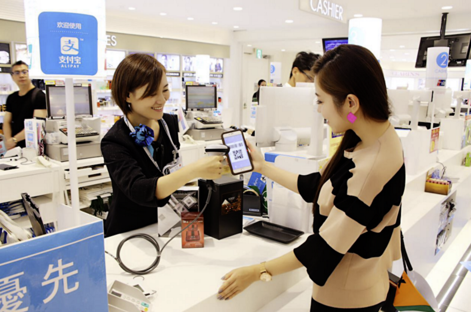 Finland becomes a cashless destination for Chinese travellers