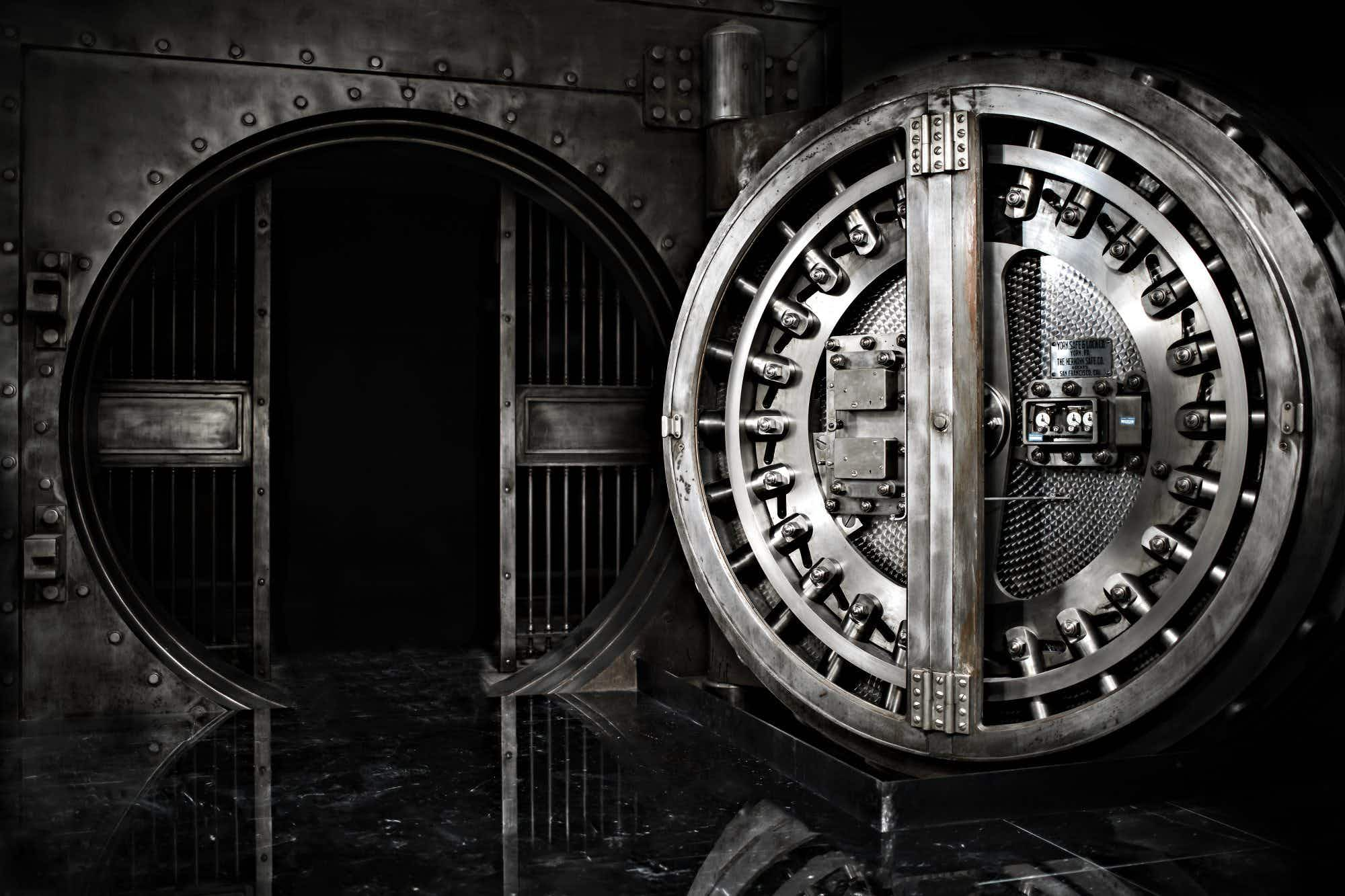 Hip new hotel NoMad Los Angeles has converted a bank vault into a toilet