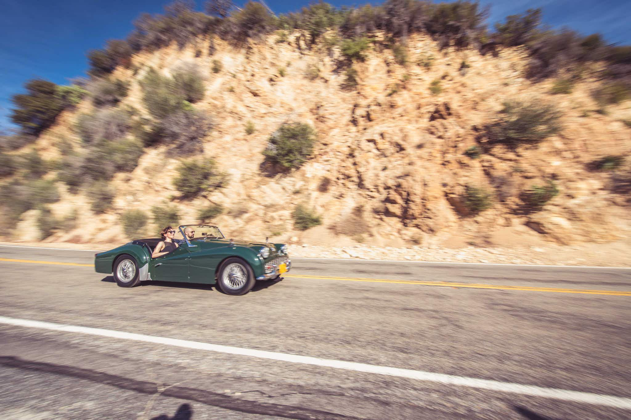 Make your next road trip truly epic with this car-sharing website for vintage wheels