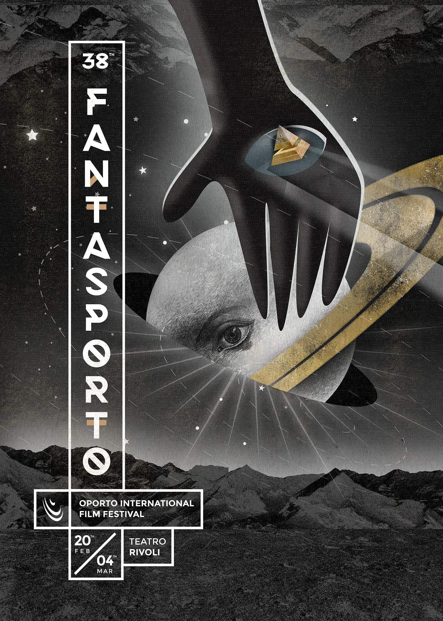 Get your fantasy, sci-fi and horror films fill at Porto's Fantasporto