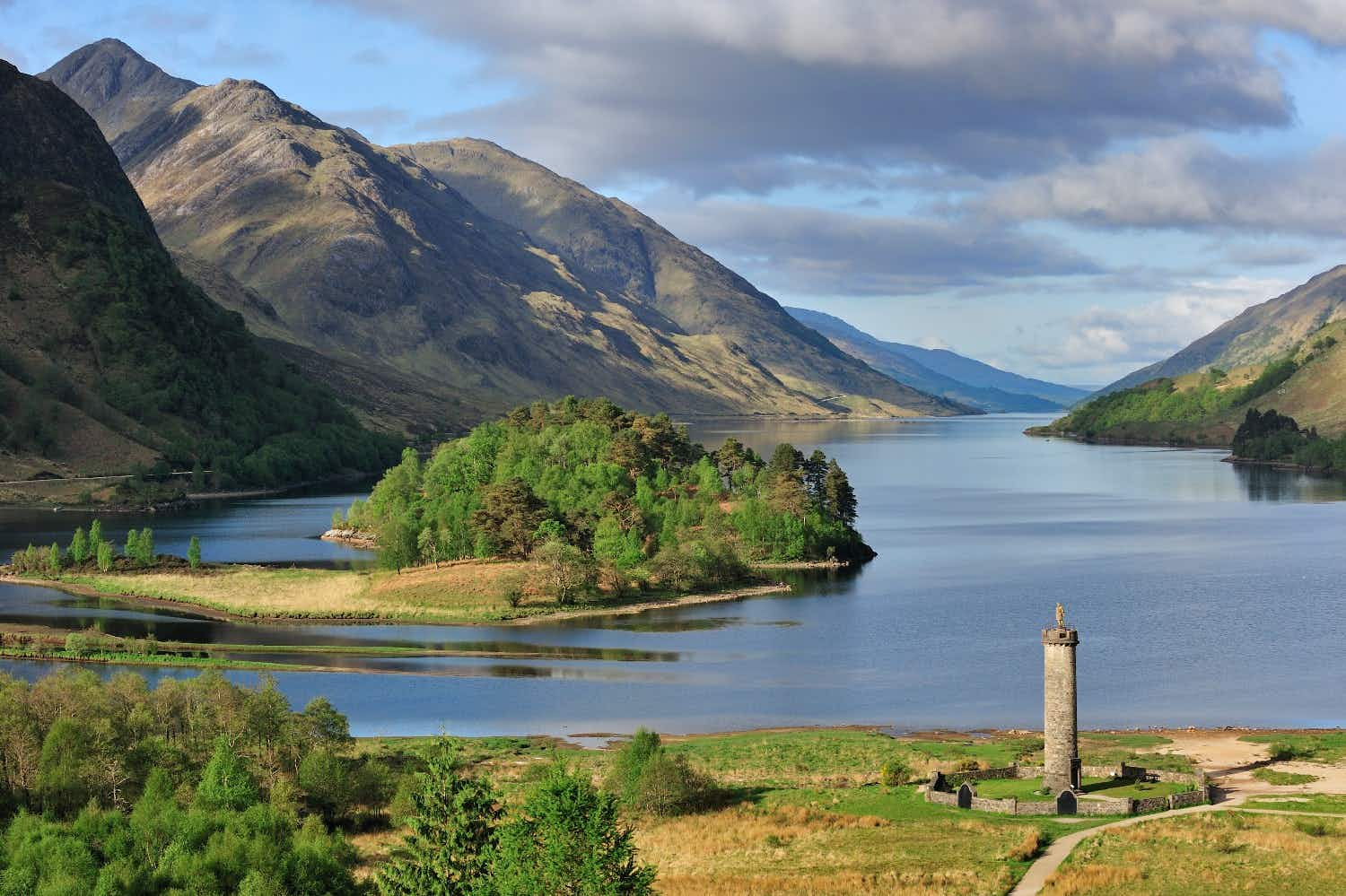 Harry Potter and Outlander fans are beating a path to these Scottish landmarks