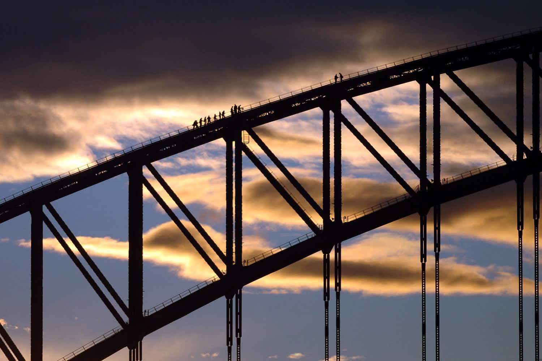 Four million people later - Sydney Harbour BridgeClimb turns 20 this year