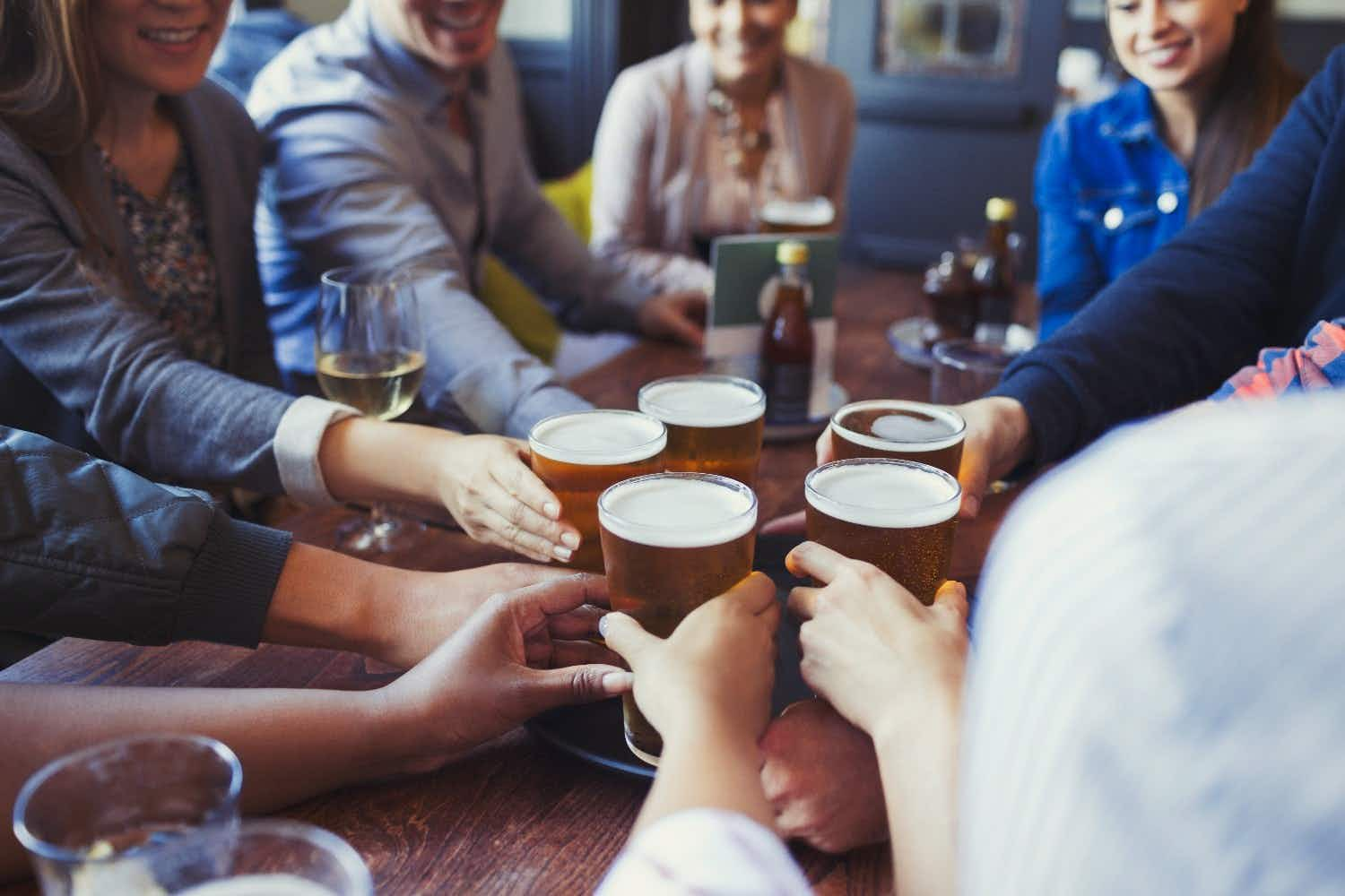 It's going to be Skál all day long as Iceland celebrates its national Beer Day