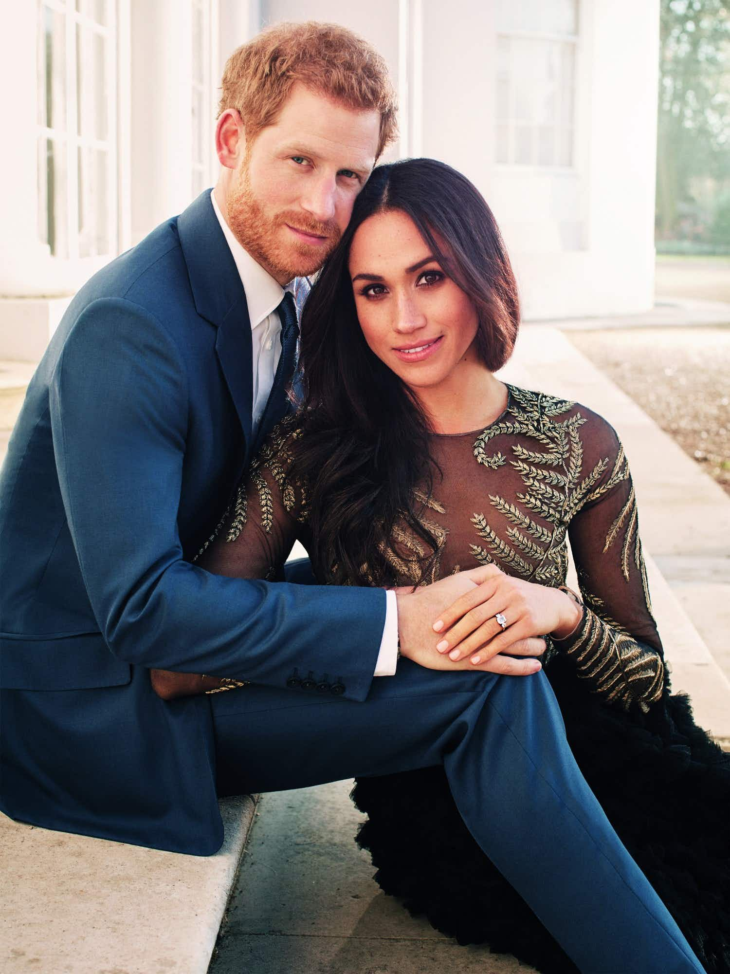 Plan a trip to the UK to see Prince Harry and Meghan Markle on their wedding day
