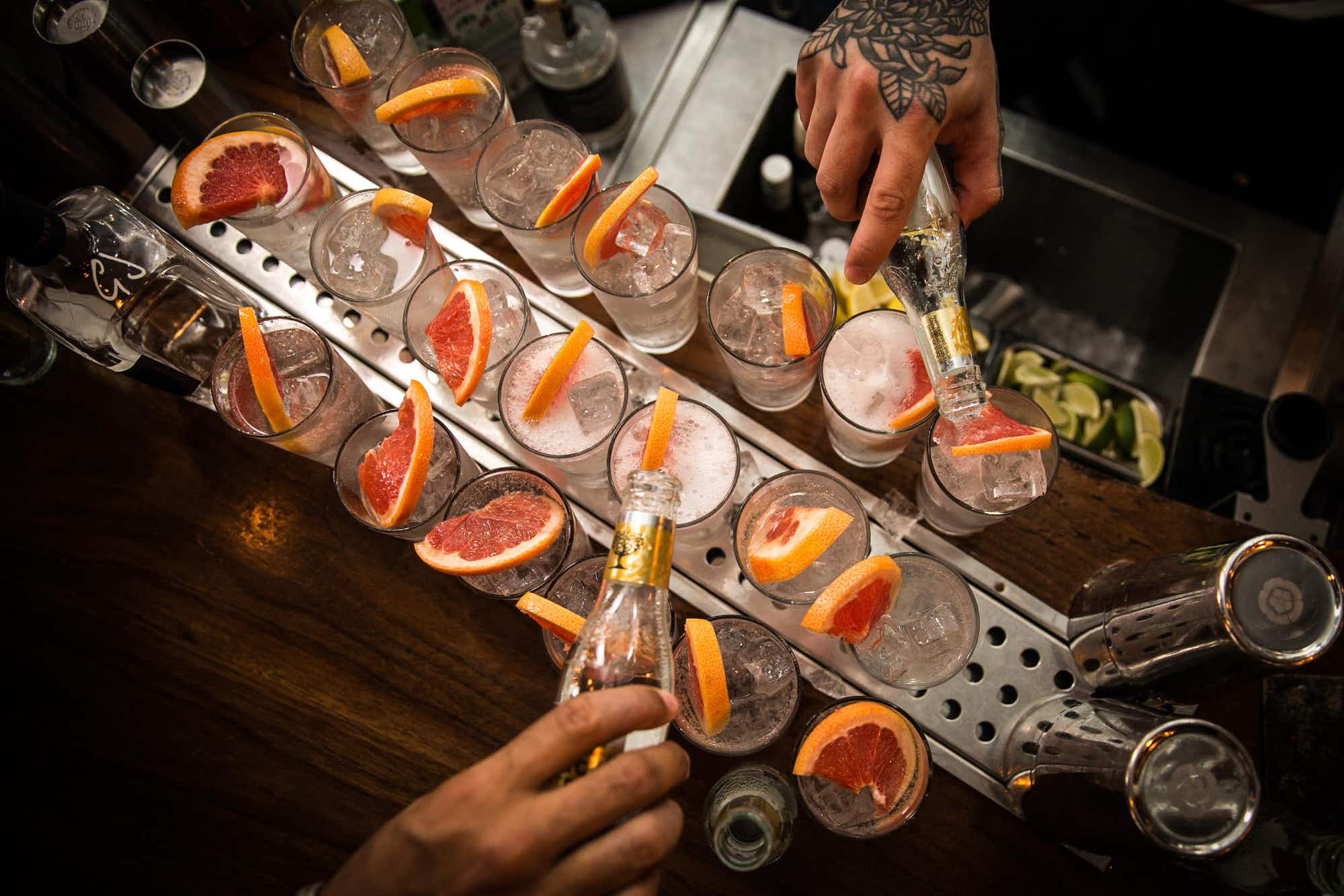 Pop-up British gin tours expand: next stops Leeds, Newcastle and … Singapore