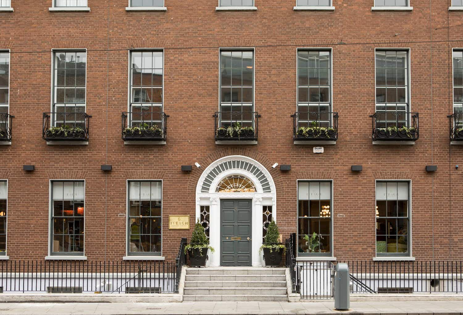 A new Dublin hotel is fully powered by an underground river