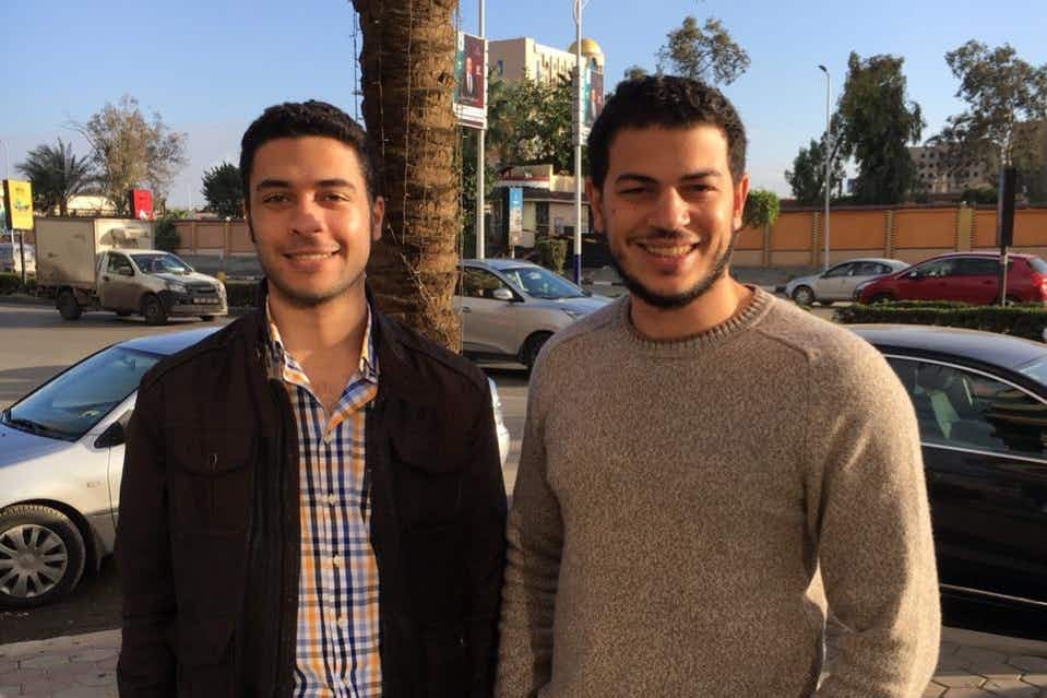 Egyptian entrepreneurs created a scratch map journal to help you on your travels