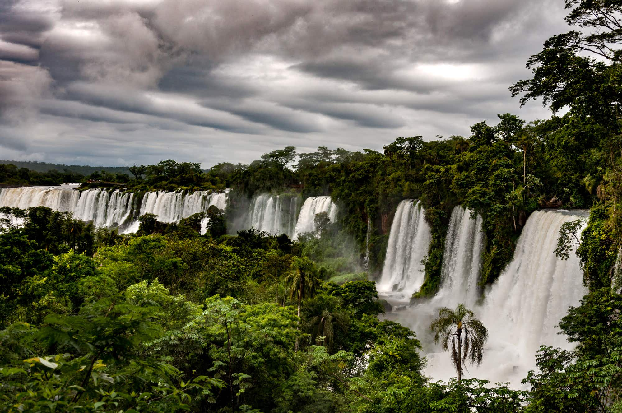 Admire the beauty of the Iguazú Falls in Argentina from this stunning new hotel