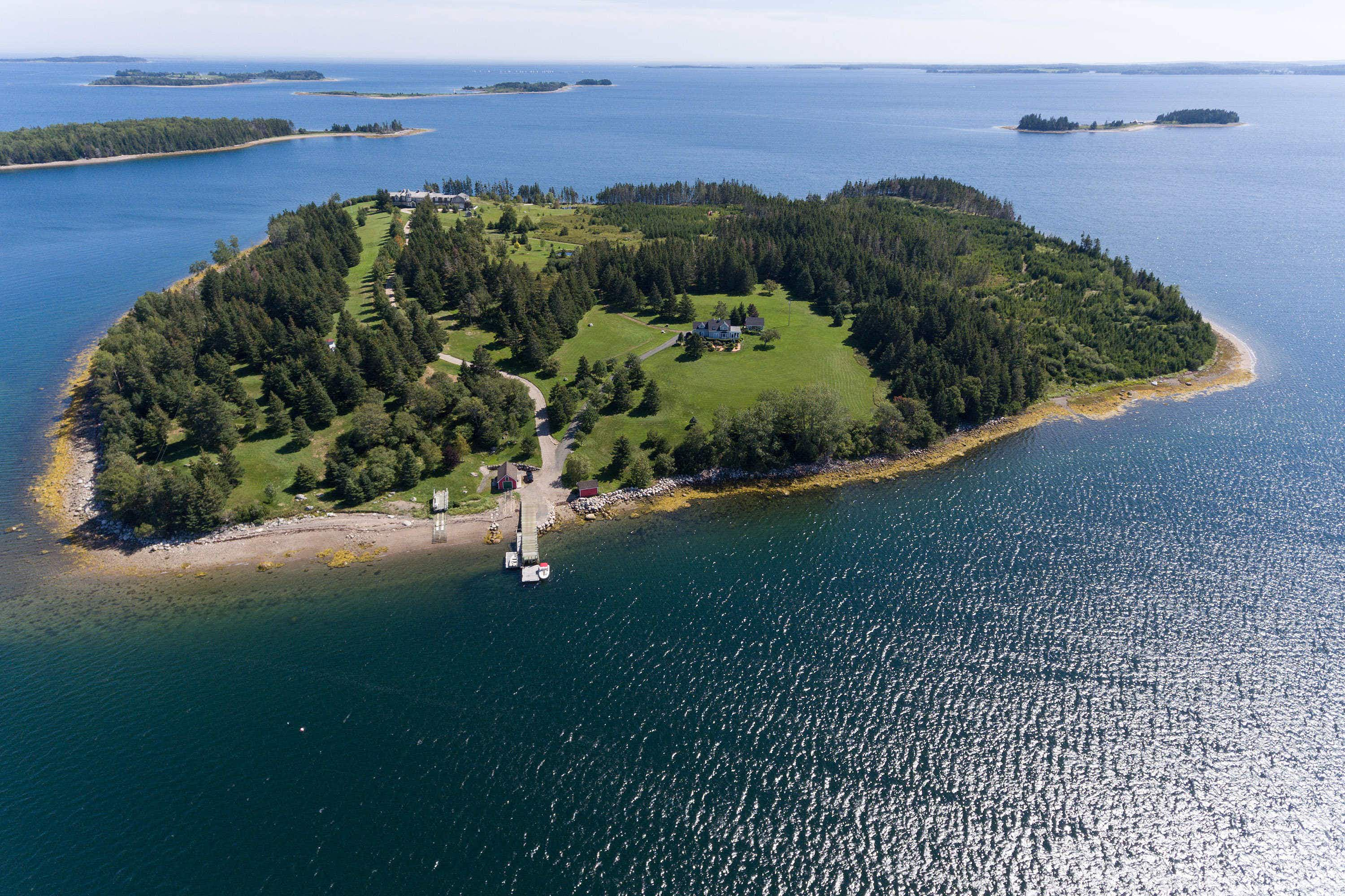 Buy your own private island on Canada's east coast for a cool $7 million