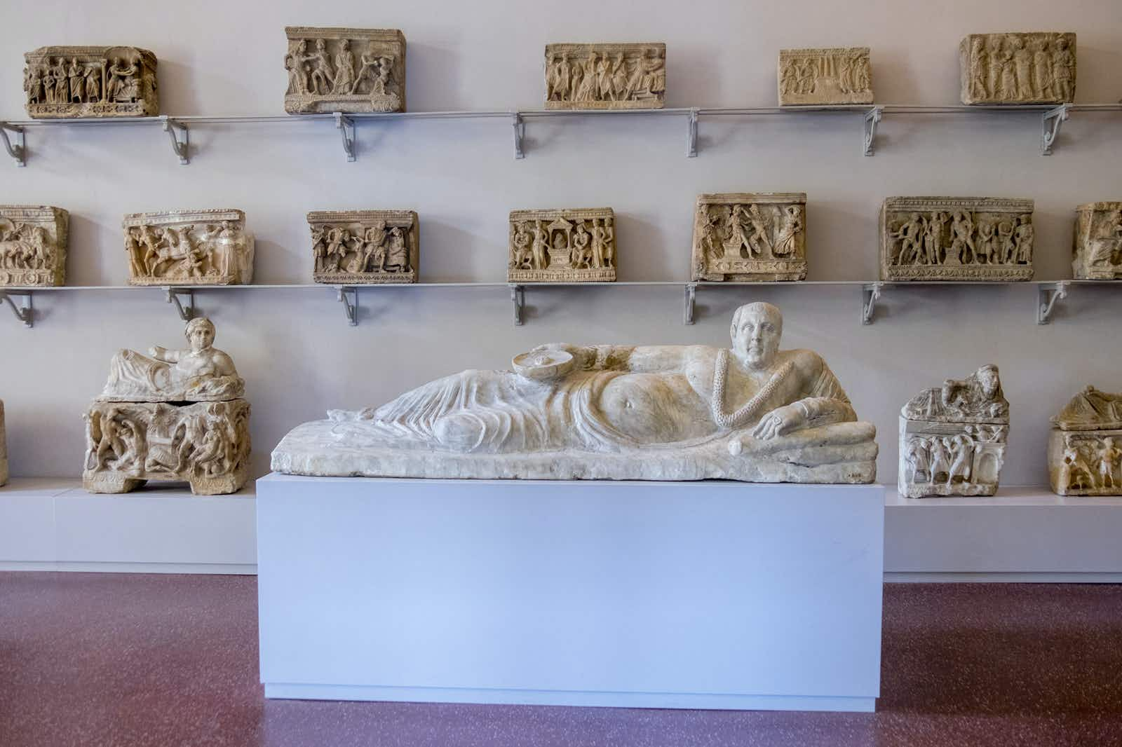 See Florence's Archaeology Museum for free with your Uffizi ticket