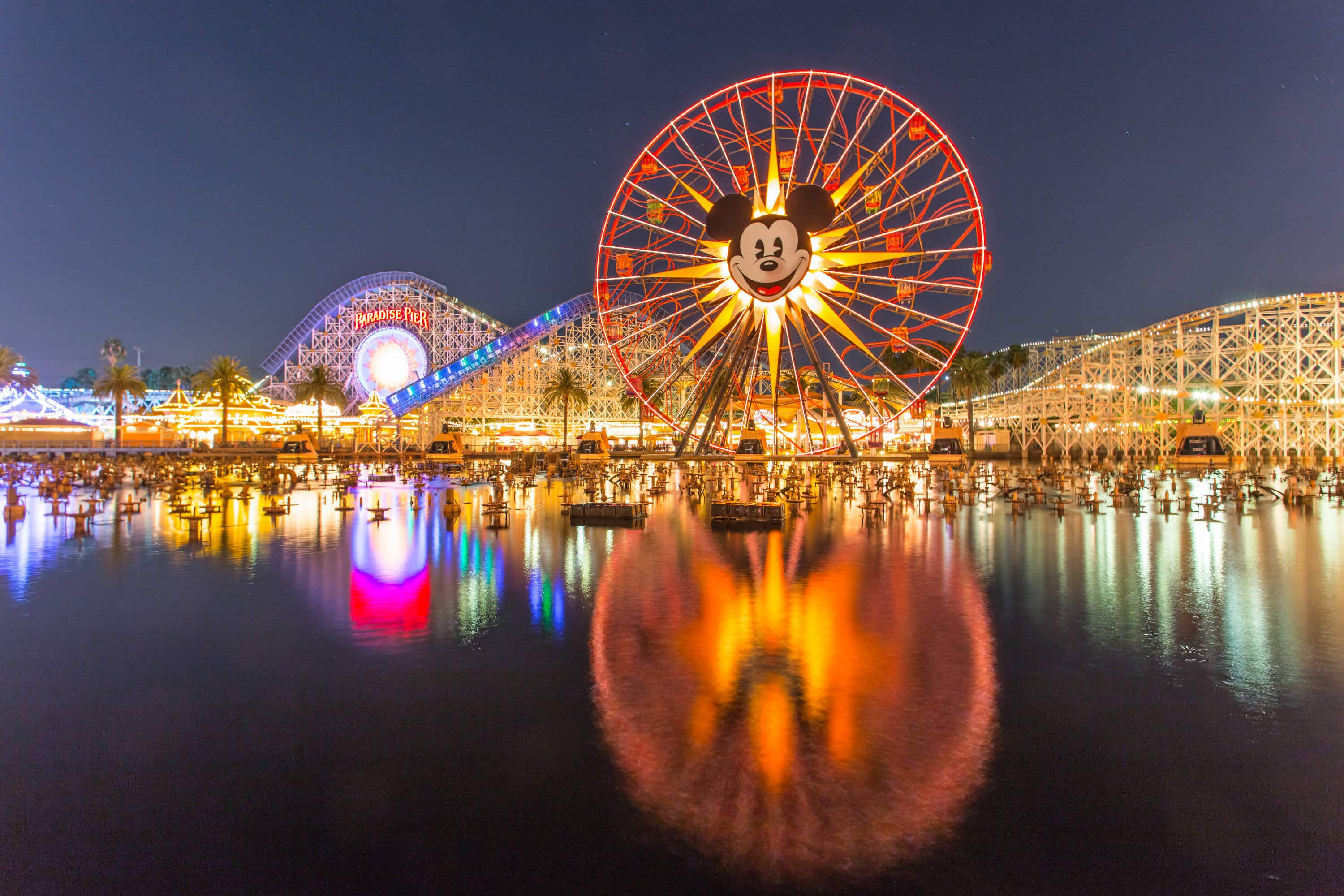 It's going to be more expensive to visit Disney theme parks in the US