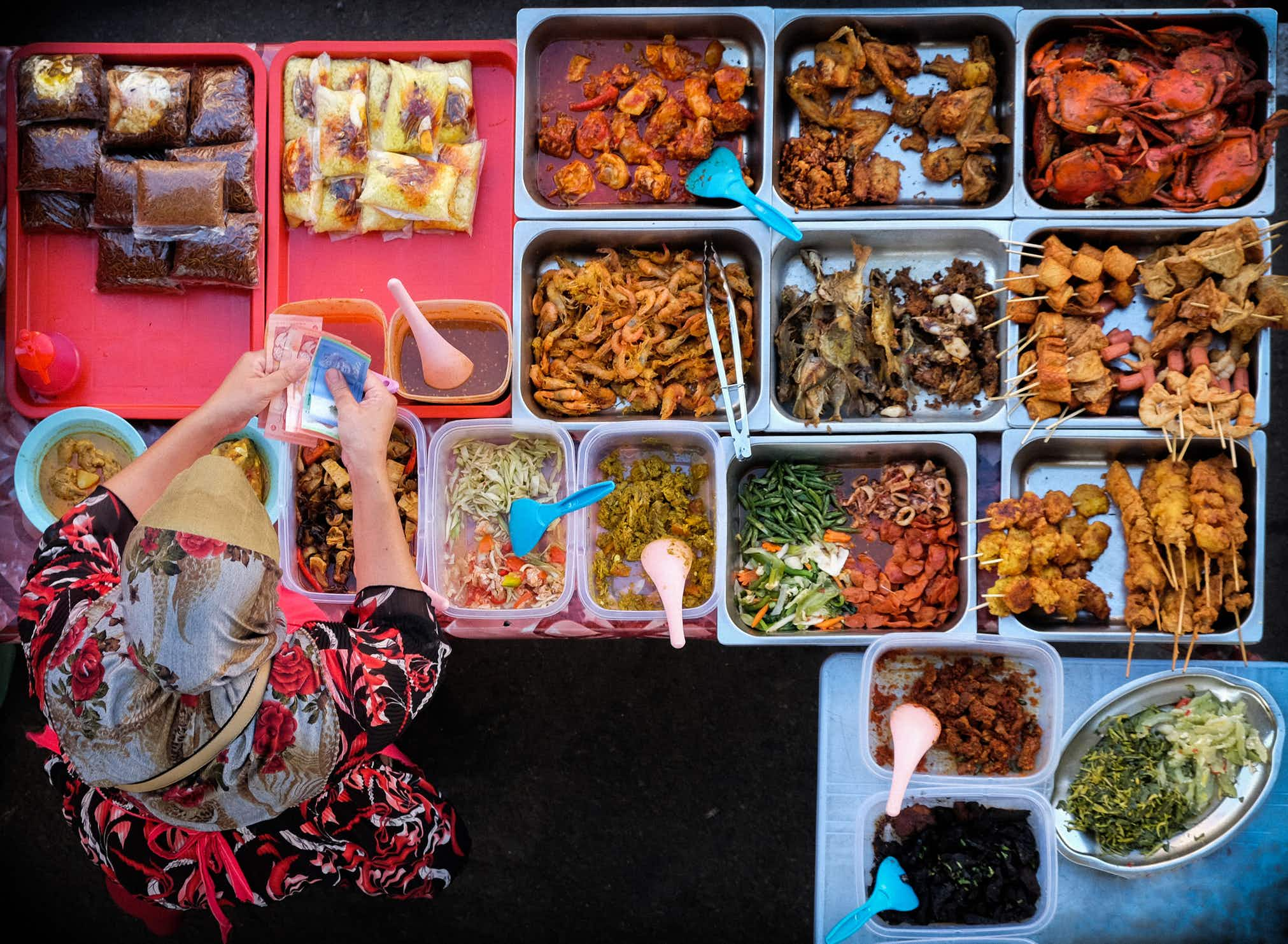 Foodies will want to travel to the cities with the most diverse food scenes