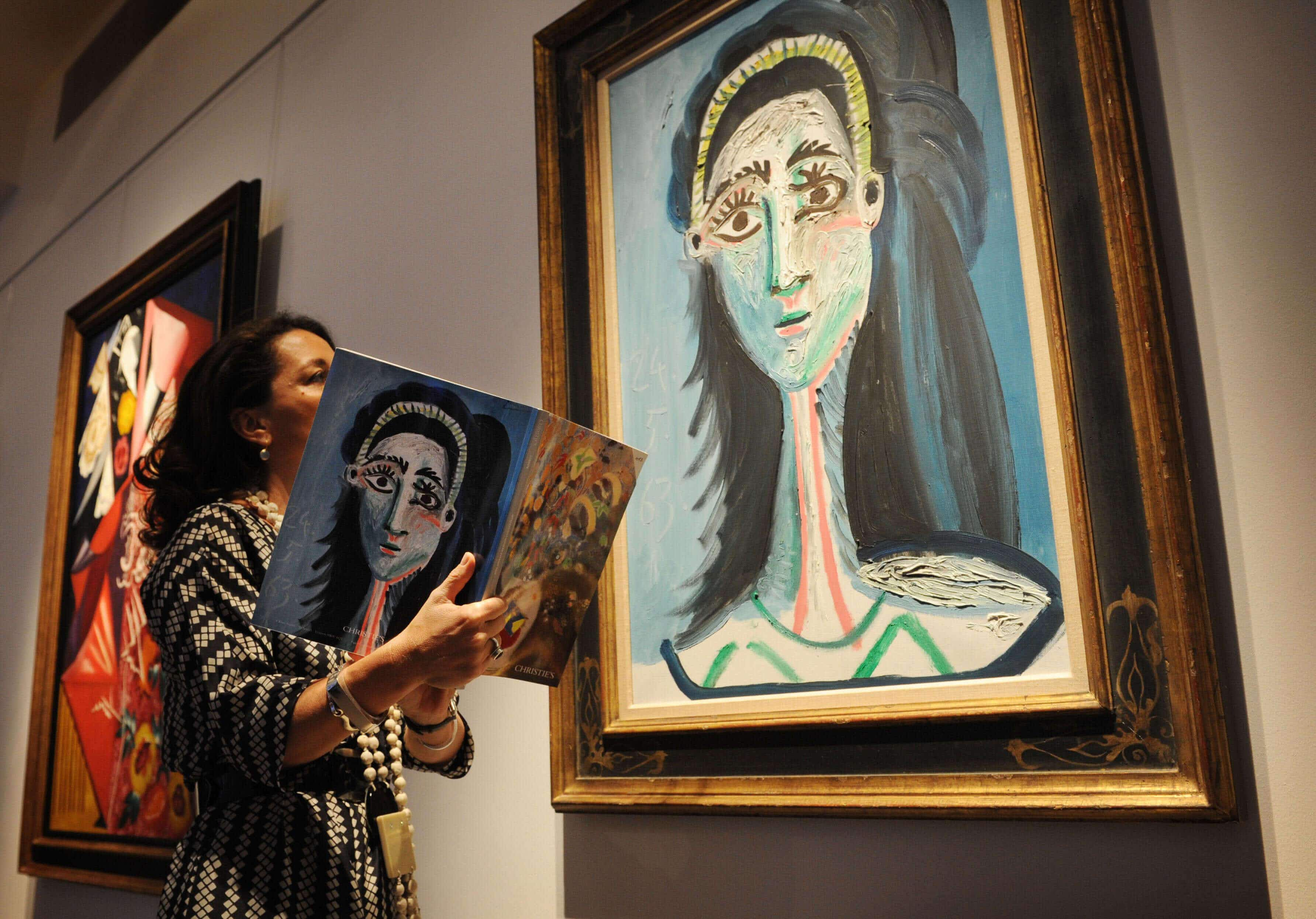 New Pablo Picasso museum will host step-daughter's unseen collection