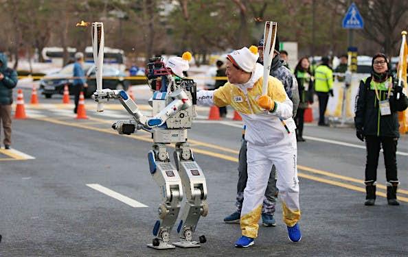 Travel News - robots