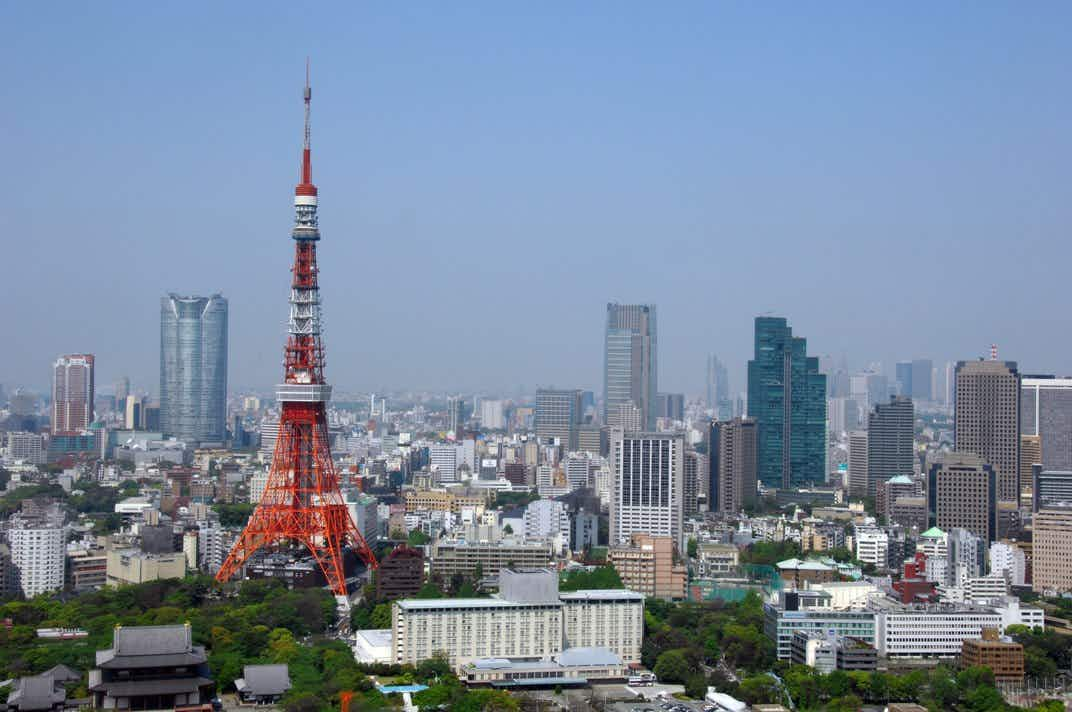 Tokyo Tower marks 60th anniversary with first ever name change
