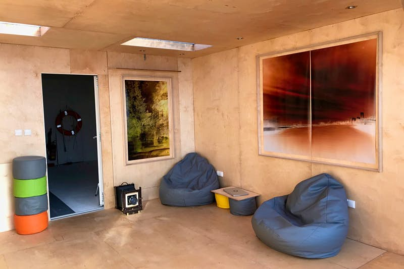 Travel News - 002. inside_the_floating_camera_artist_studio_space_maciej_markowicz_parisphoto