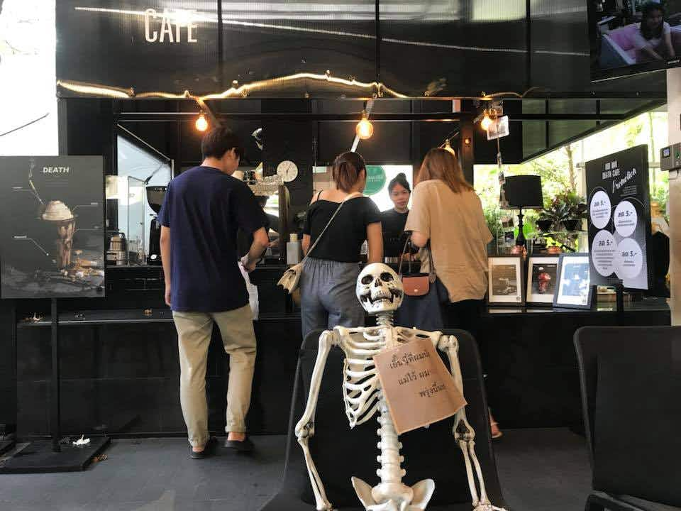 A Death Awareness Café in Thailand wants to celebrate the living