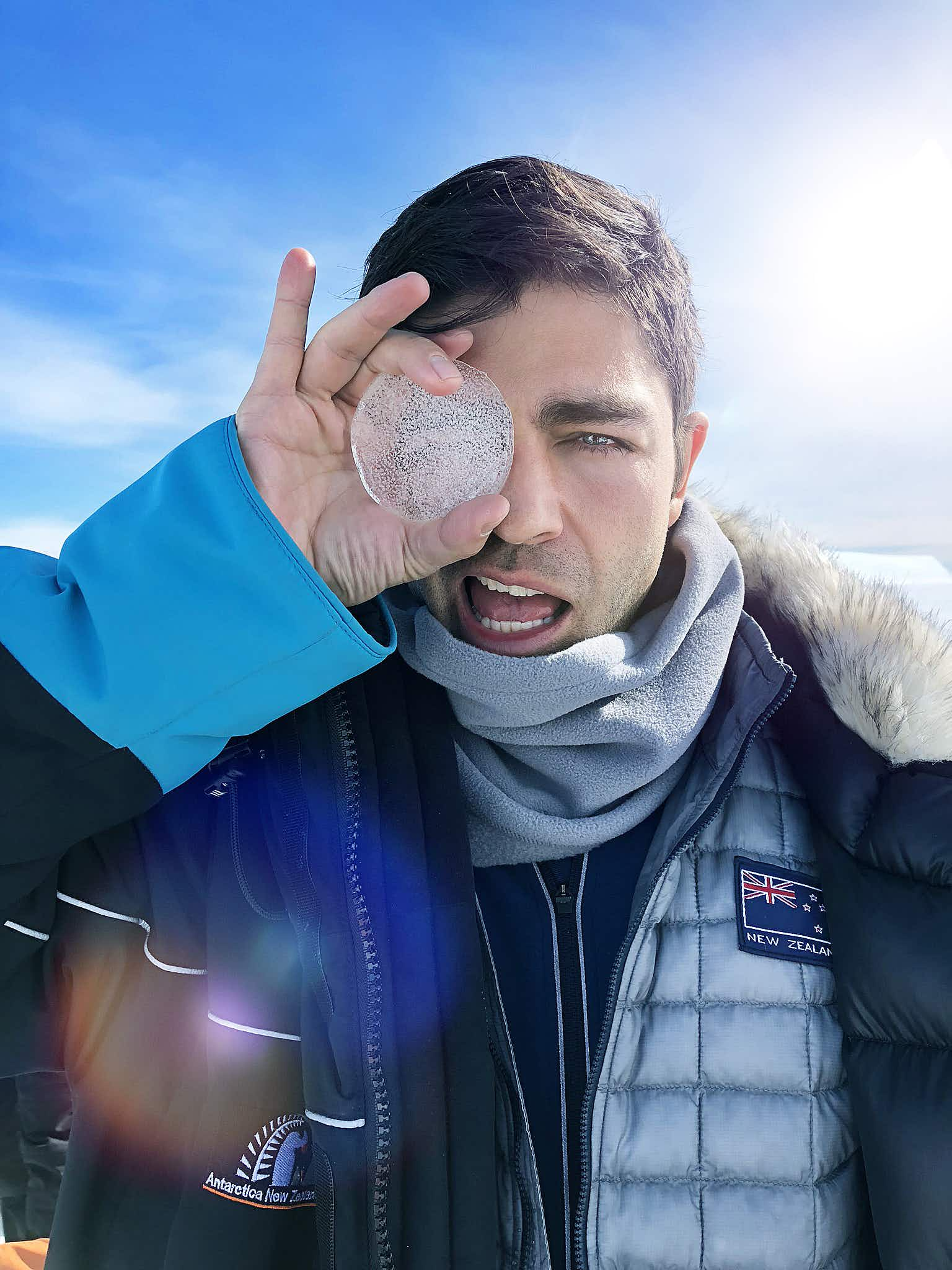 Adrian Grenier stars in Air New Zealand's latest 'World's Coolest' safety video