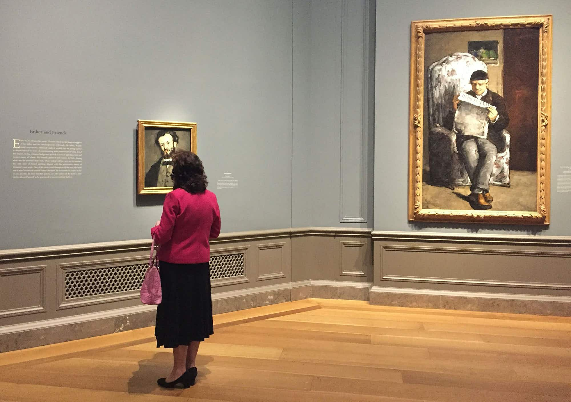 A new DC art exhibit proves there's more to Cézanne than landscapes