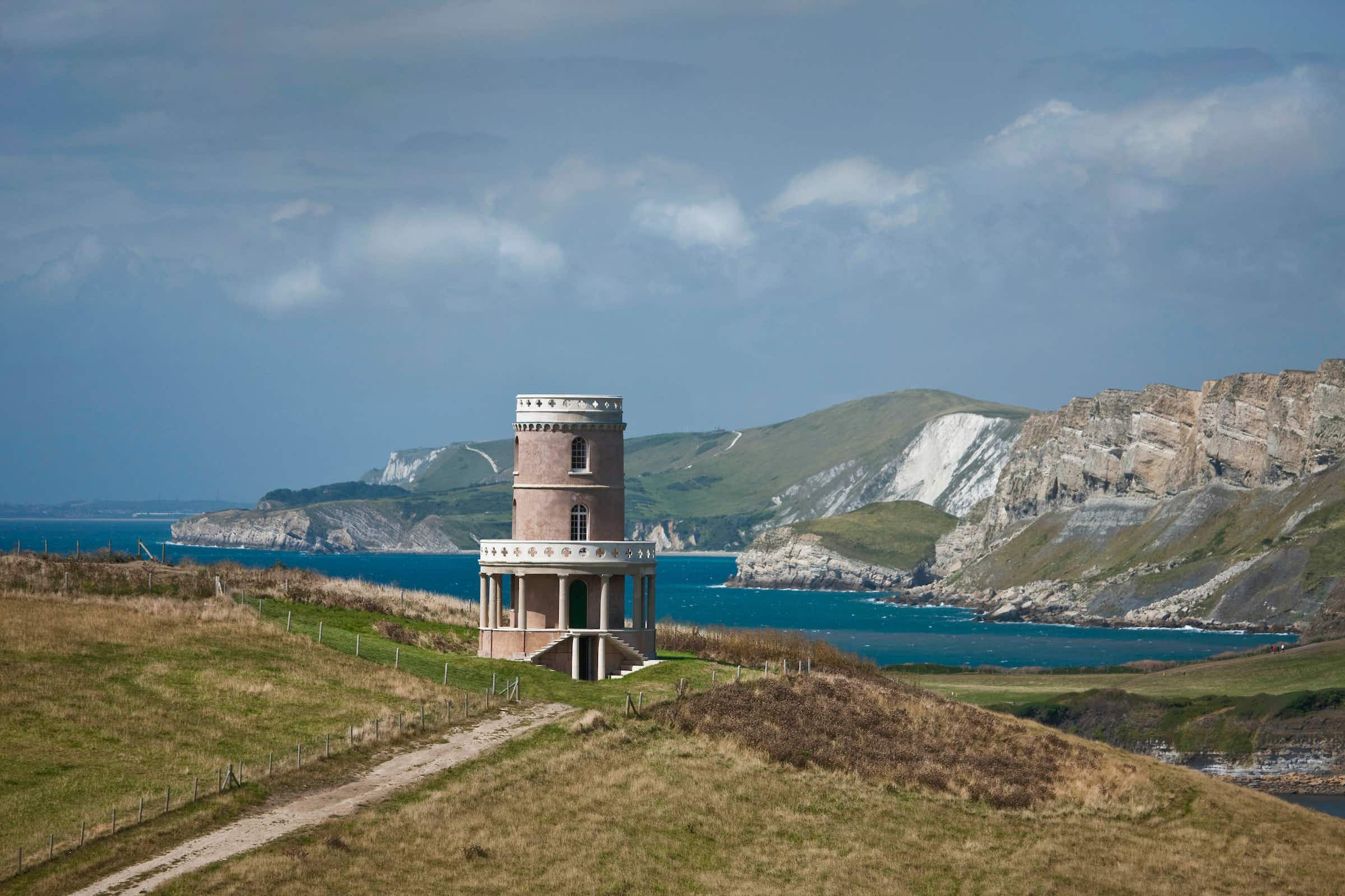 This tower is the UK's most popular heritage holiday rental
