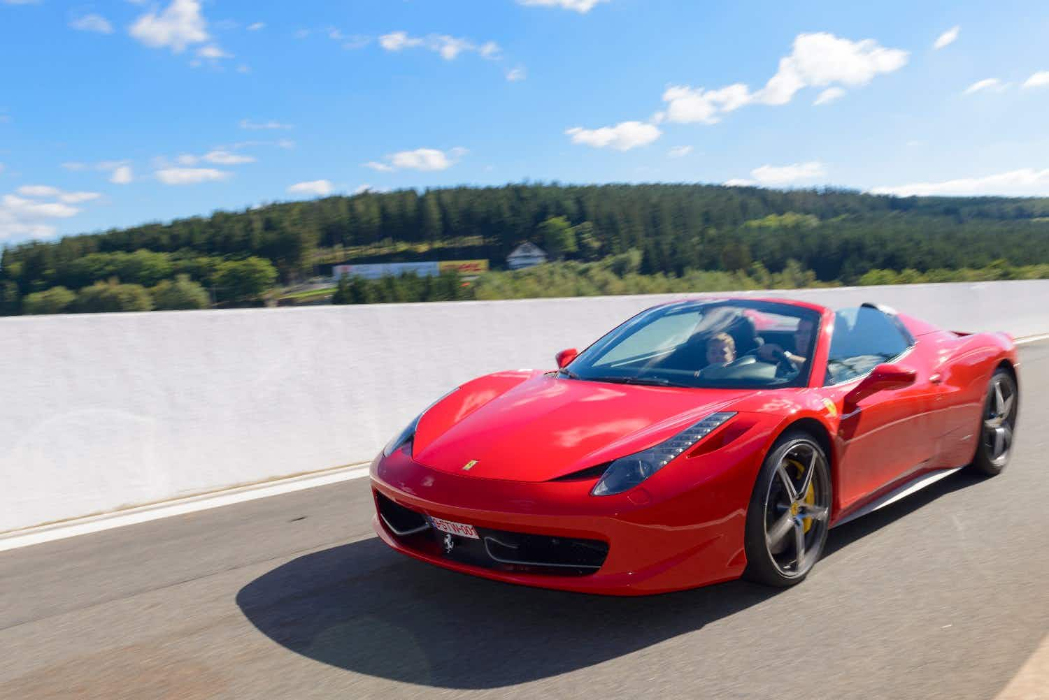 You can drive a Ferrari across northern Italy on this luxury tailor-made trip