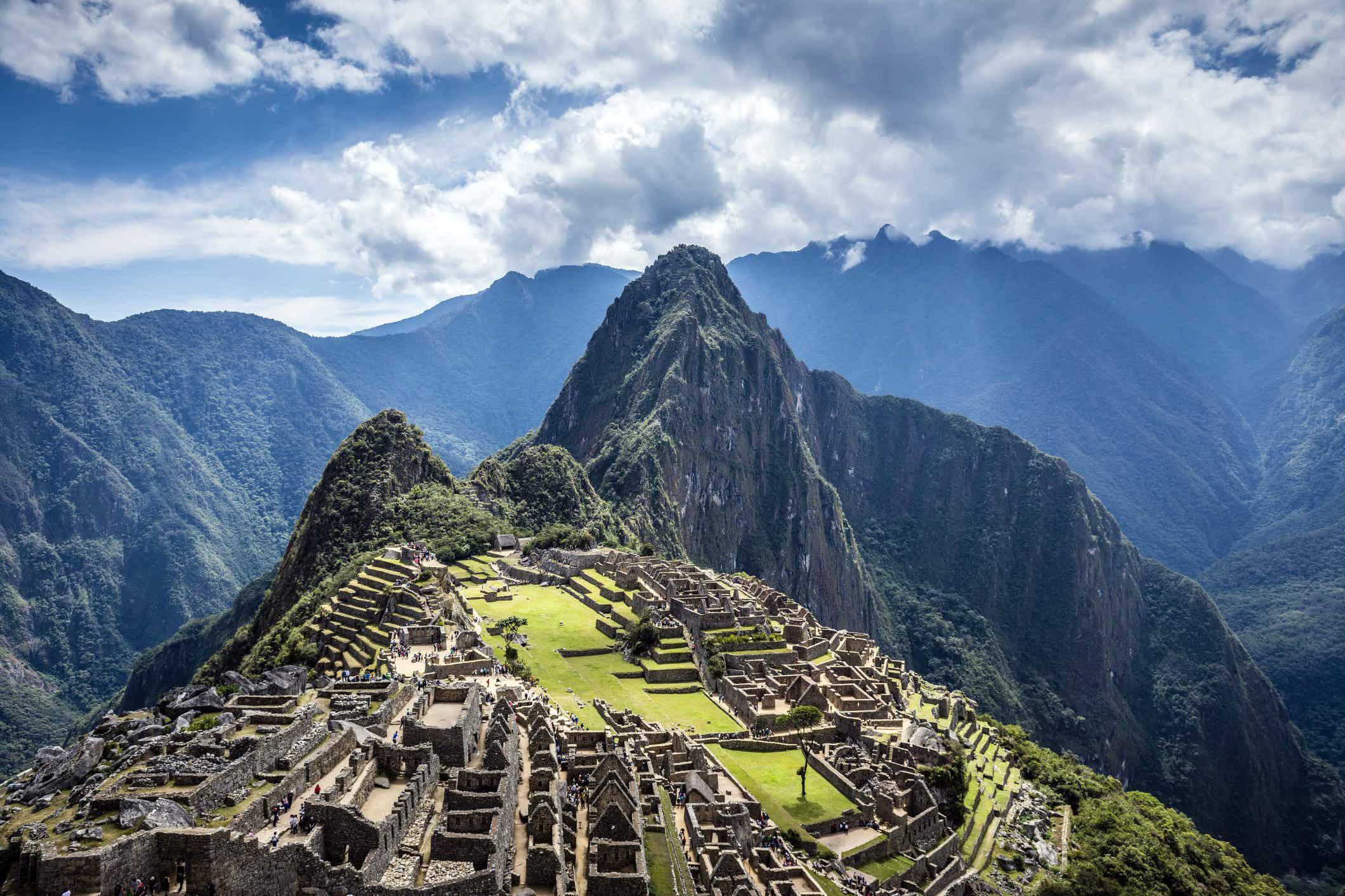 Machu Picchu makes big changes to their ticketing system