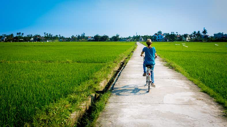 Cycle through magnificent Indochina on this women-only tour