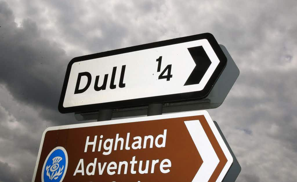 Here's why Boring, Oregon and Dull, Scotland are back on the map thanks to Netflix