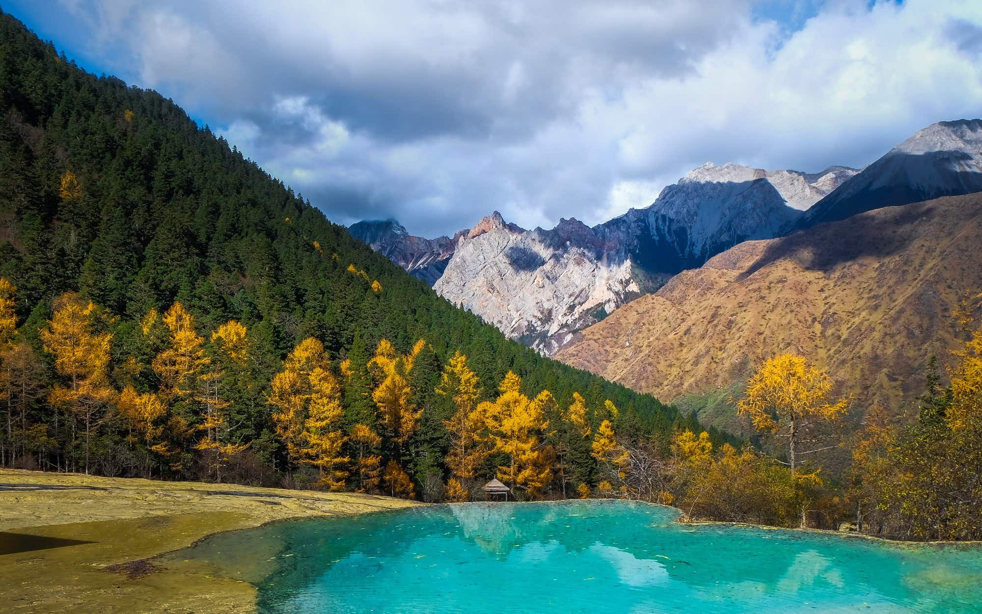 China's splendid Jiuzhaigou National Park to finally reopen after last year's earthquake