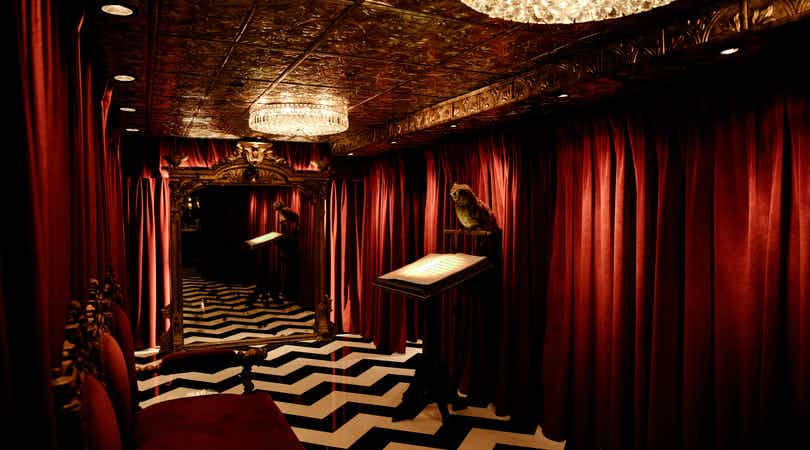 Inside the incredible magic-themed 'House of Cards' opening in Nashville