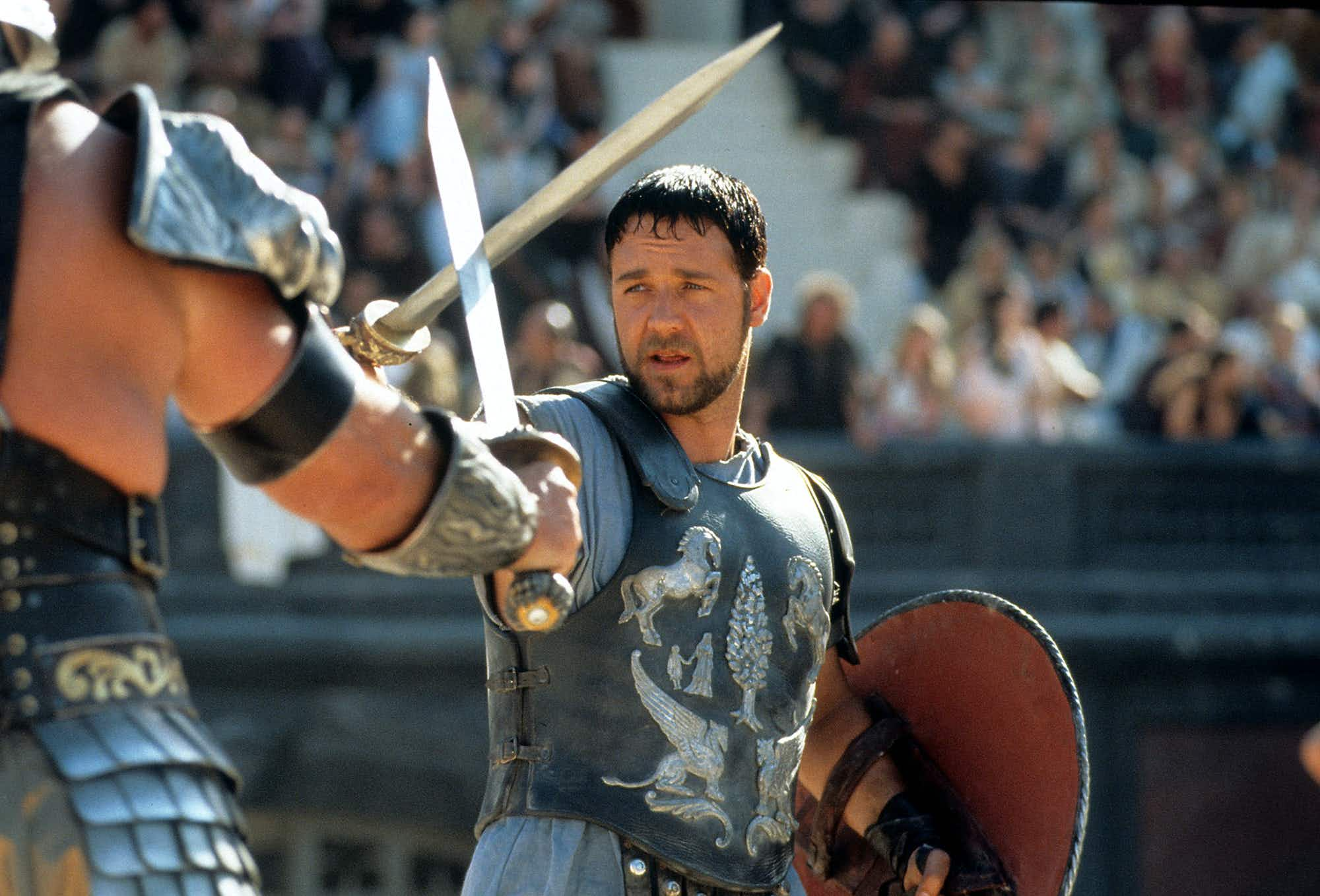 Live orchestra screening of Gladiator to take place at Rome's Circo Massimo
