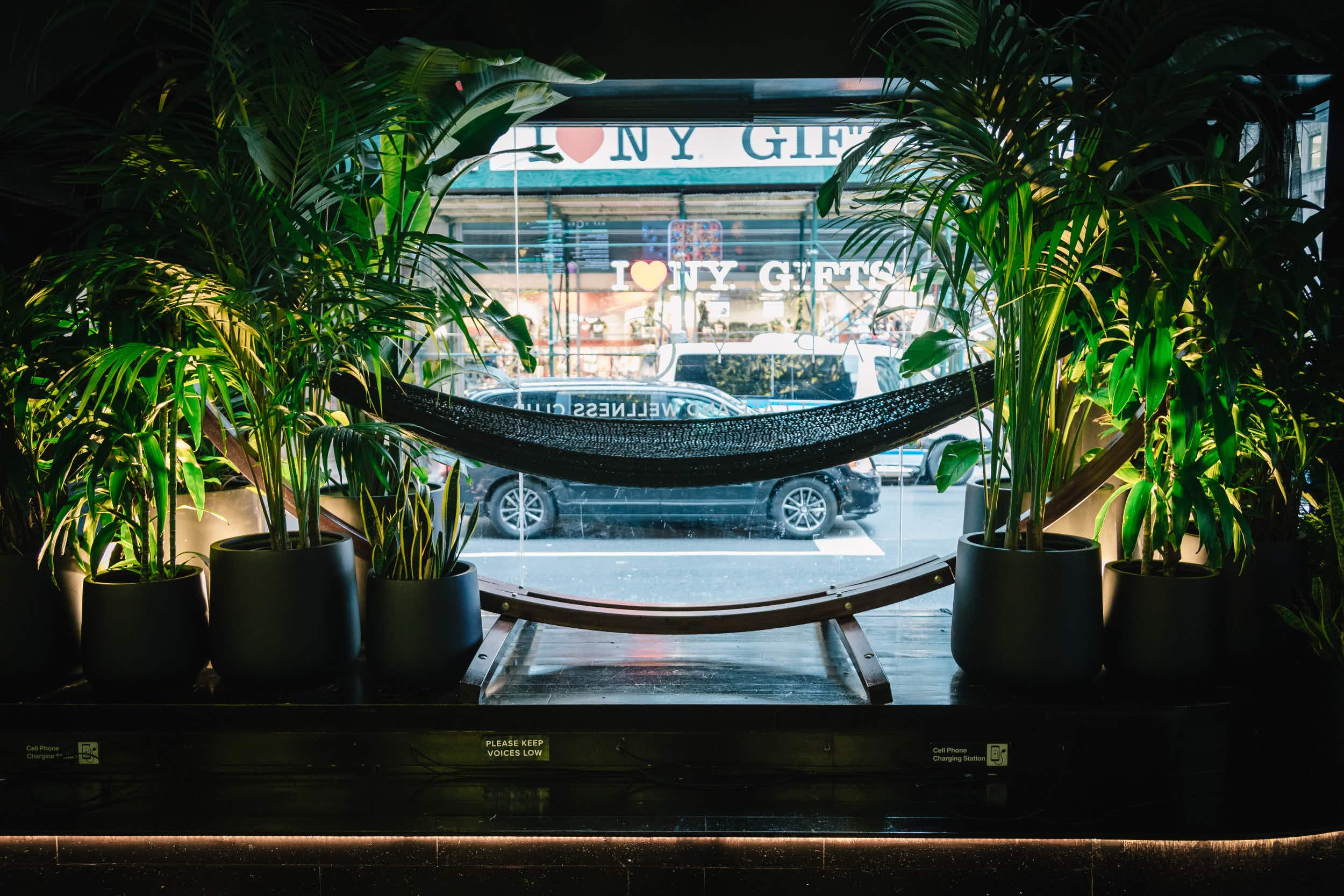 Have a rejuvenating snooze in the city that never sleeps at Nap York