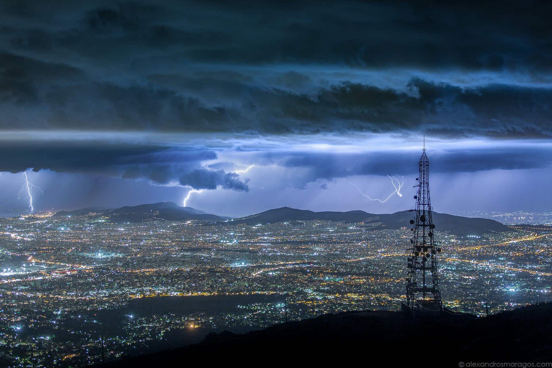 Epic new short film showcases changing metropolis of Athens